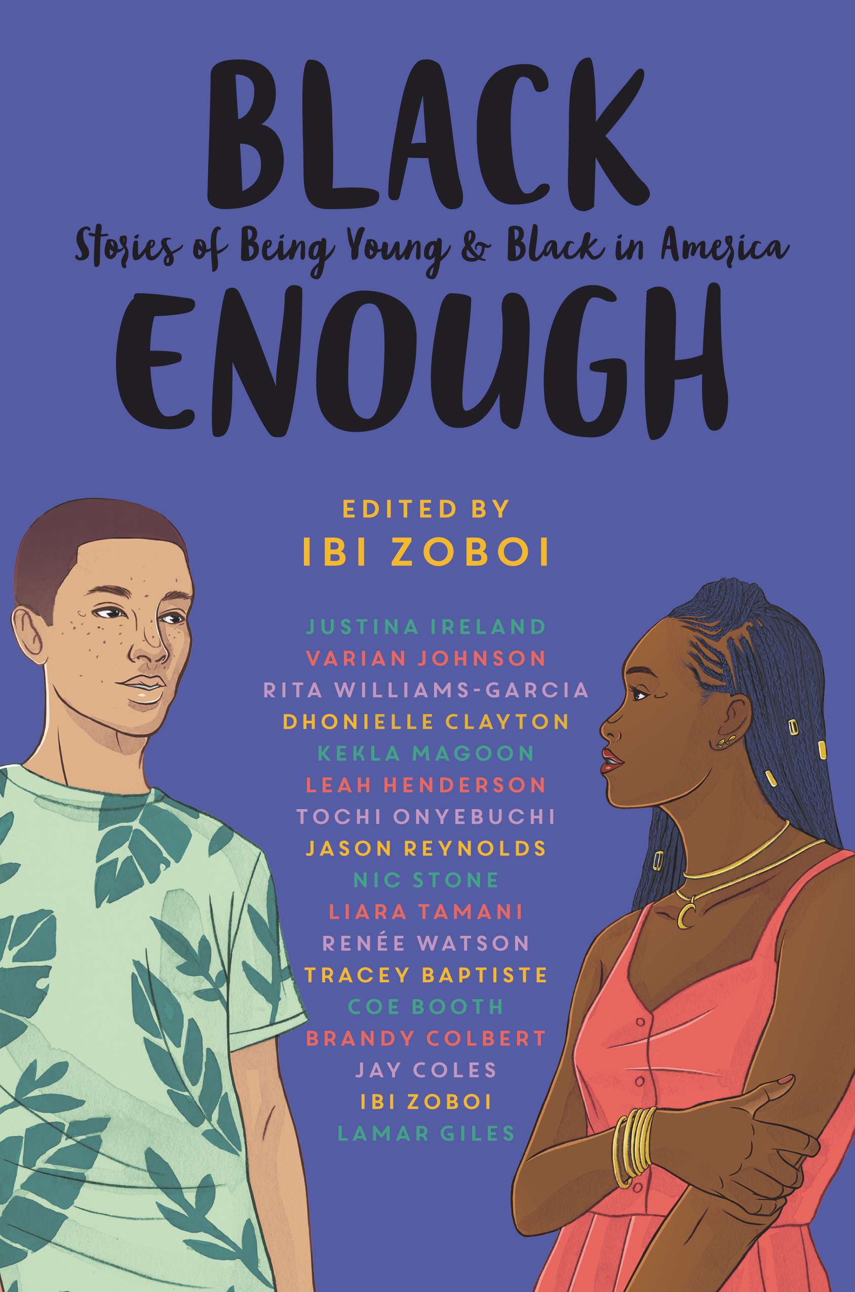 How To Be Black Book >> Black Enough Edited By Ibi Zoboi Review The Washington Post