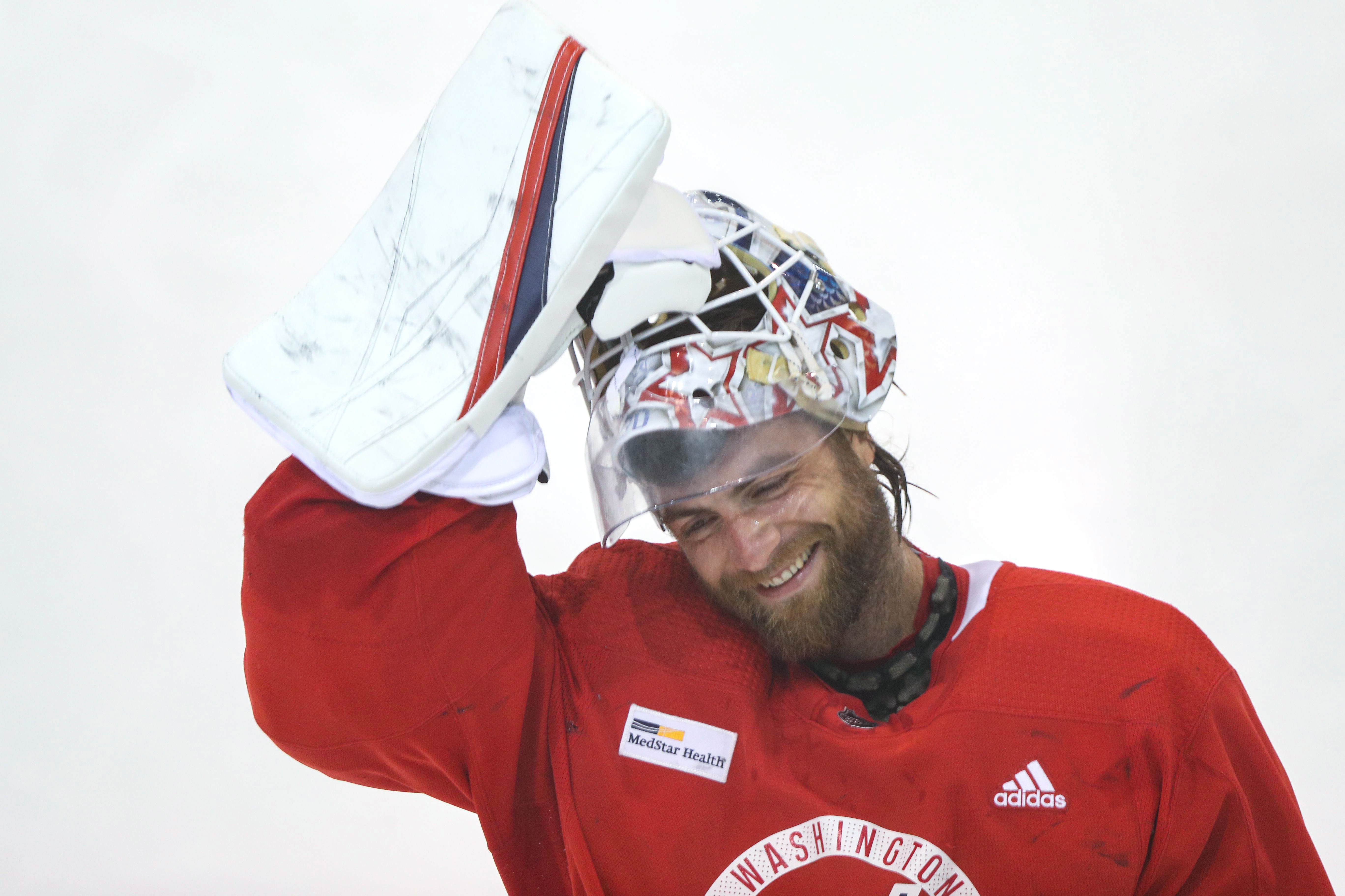 Braden Holtby Signs With Vancouver Canucks As His Tenure With Washington Capitals Ends The Washington Post