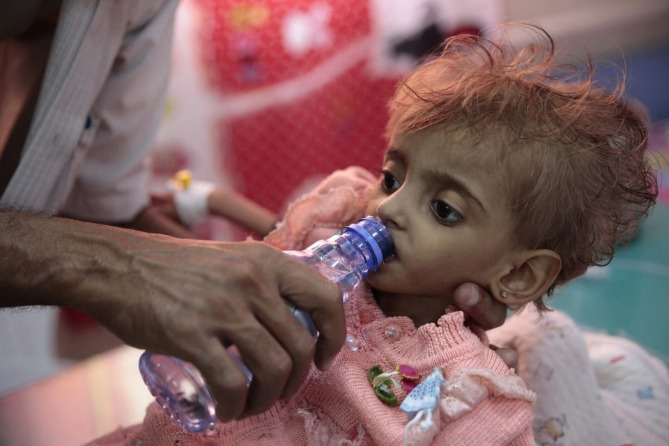 Yemen's looming famine has been a long time coming