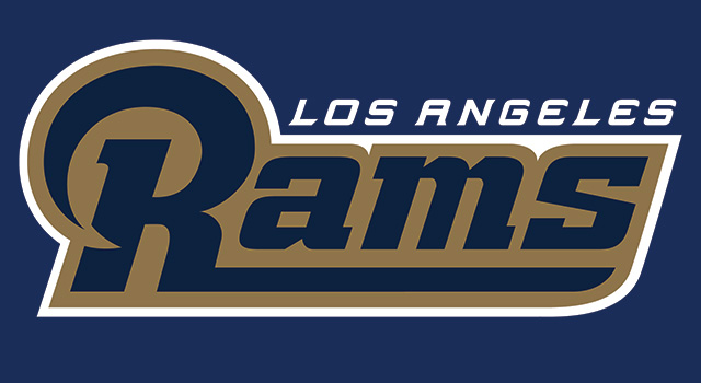 new rams logo is same as the old one except for the los angeles part the washington post new rams logo is same as the old one