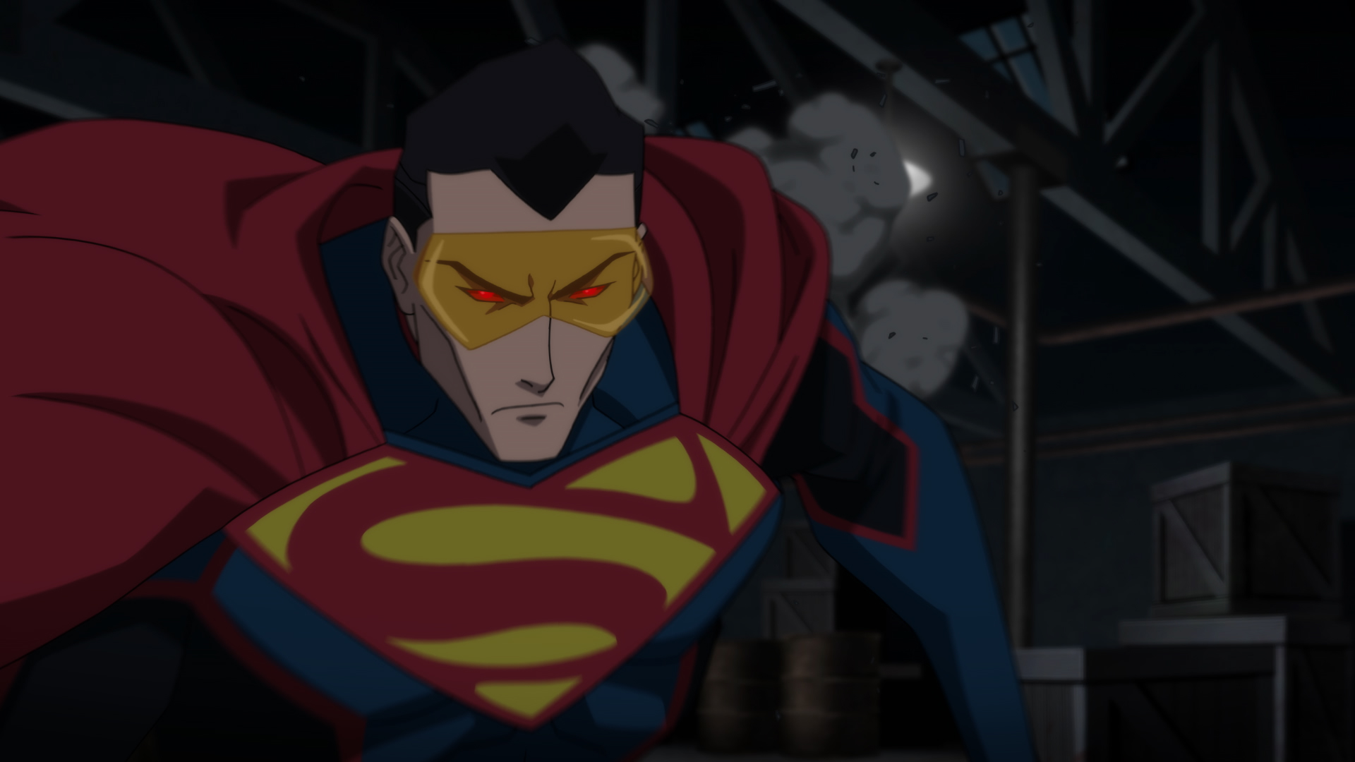 One Of The Greatest Superman Tales Finally Gets A Proper Adaptation With Reign Of The Supermen The Washington Post