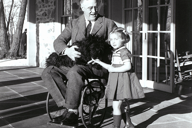 Franklin Roosevelt's battle with polio taught him lessons relevant today -  The Washington Post