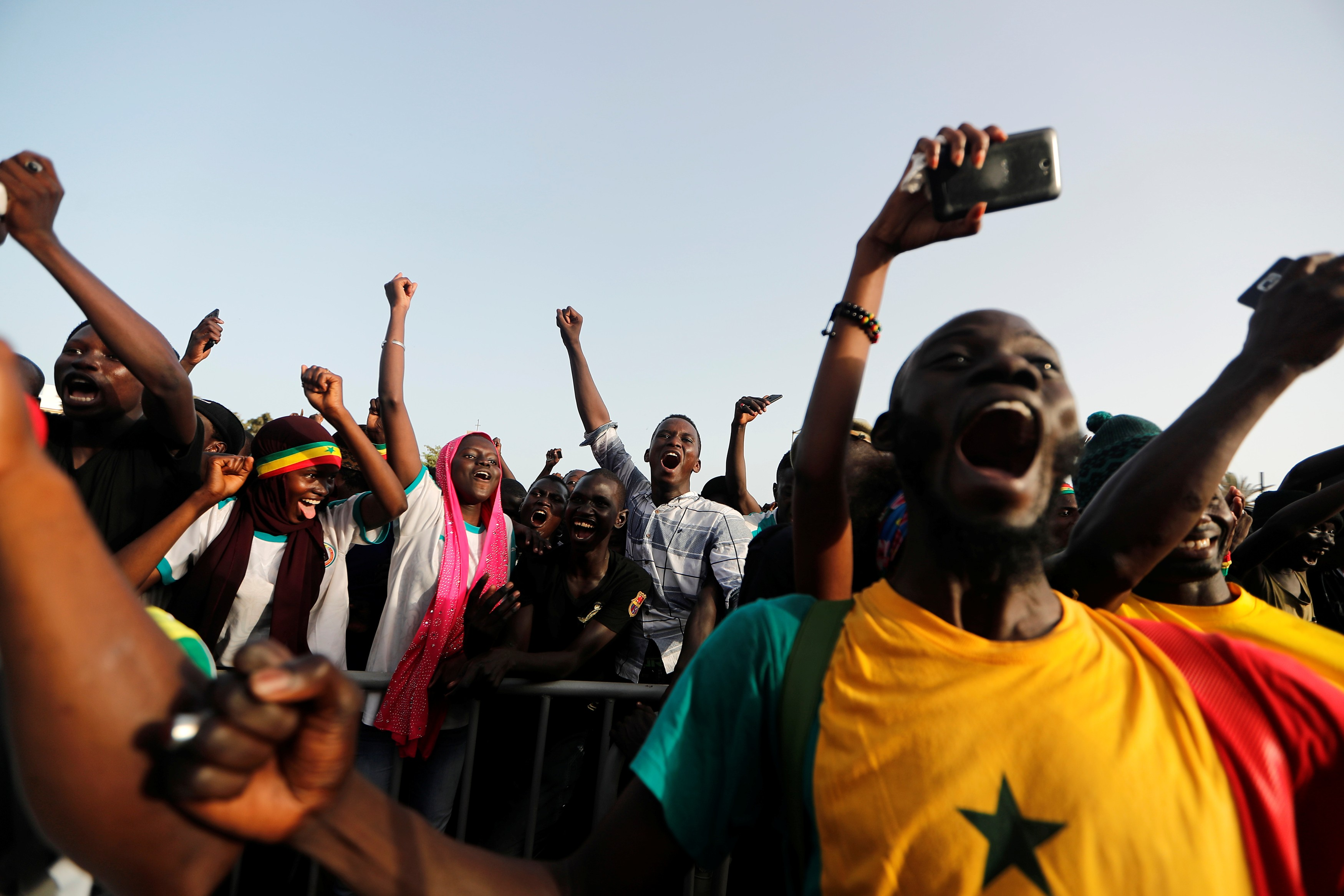 Senegal before Africa Cup final: Water sacrifices  Prayers