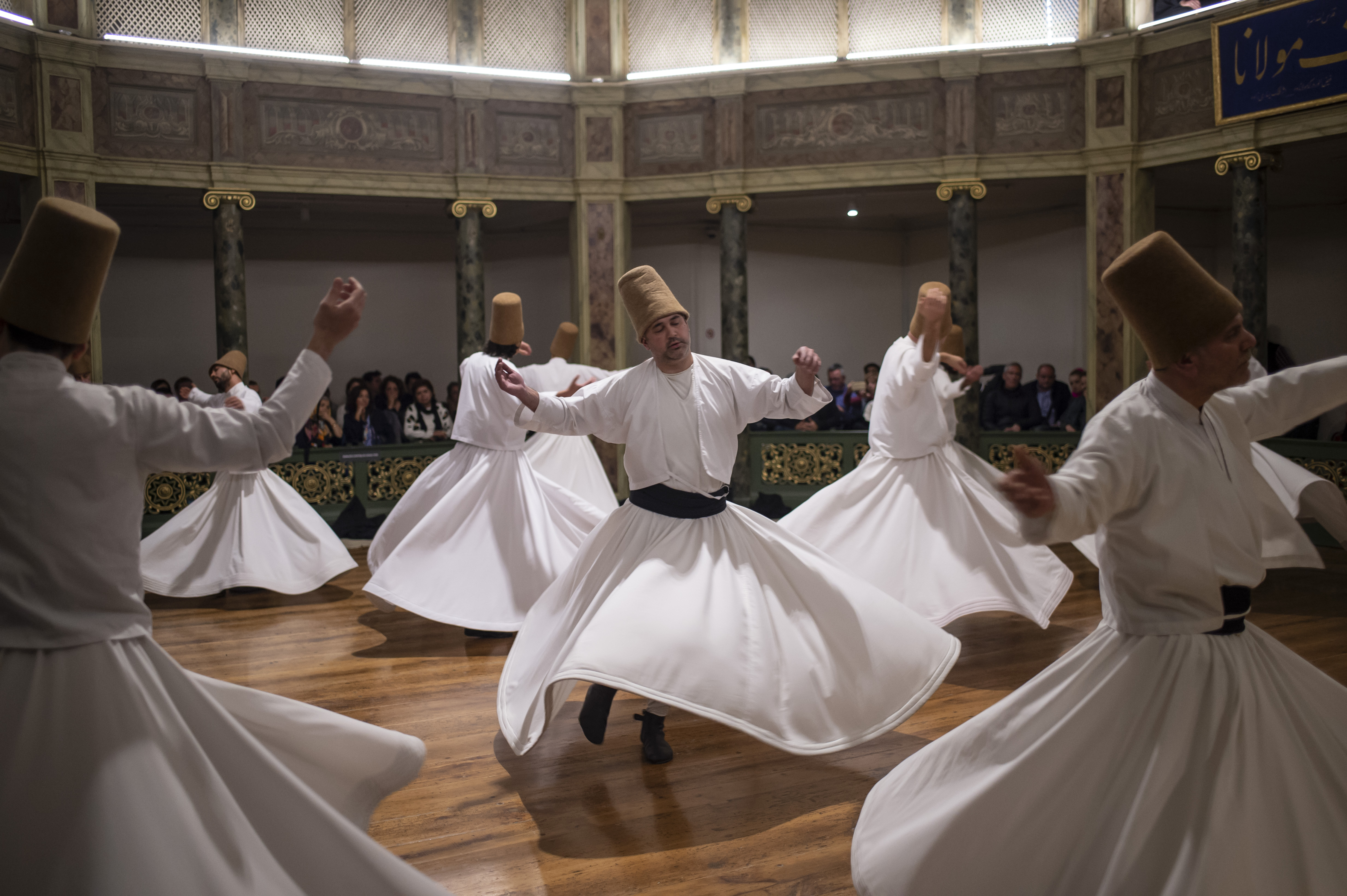 Here's what you should know before attending a whirling