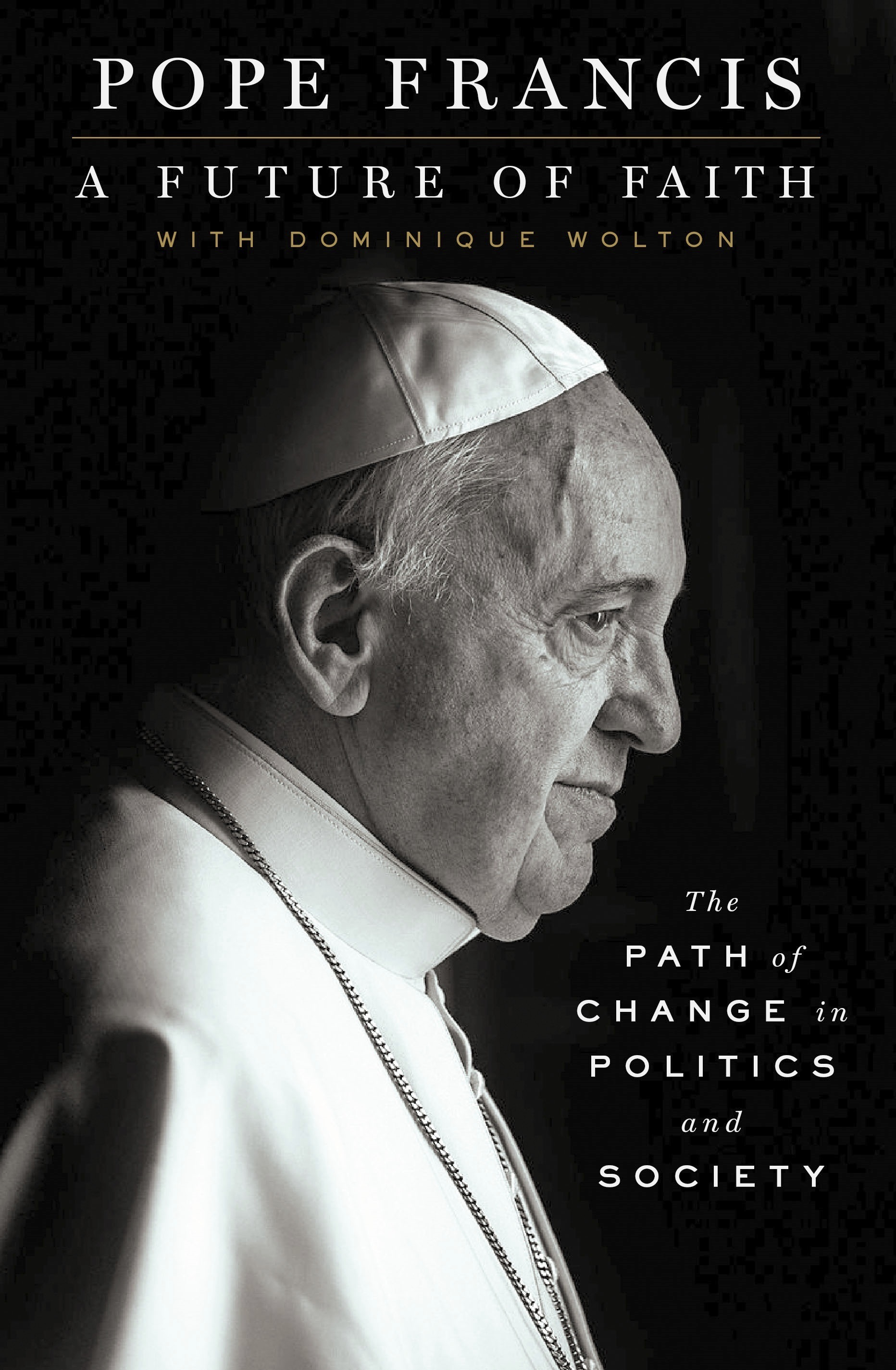 Image result for English edition of Pope Francis book coming in August