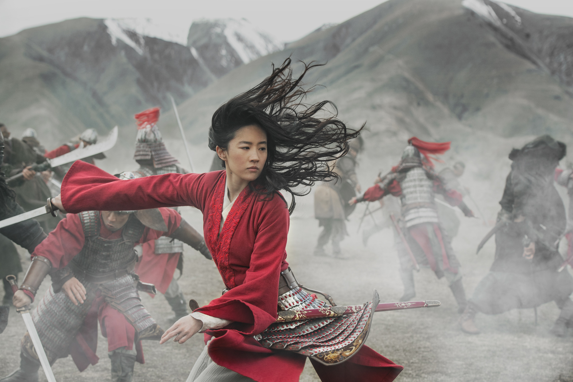 Mulan How Disney S Live Action Version Differs From The Classic Animated Film The Washington Post
