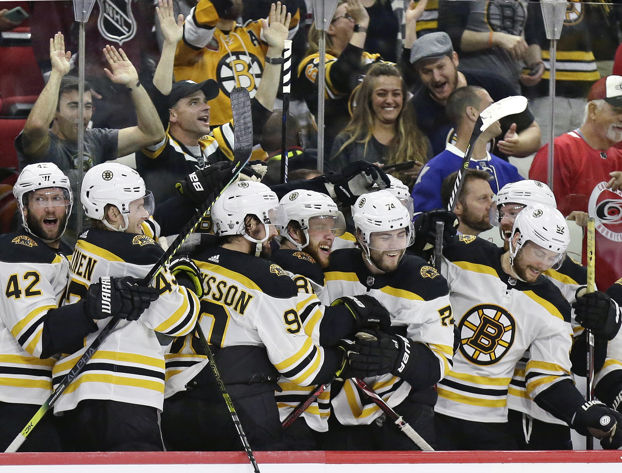 With Bruins In Stanley Cup Finals Boston Suffers From