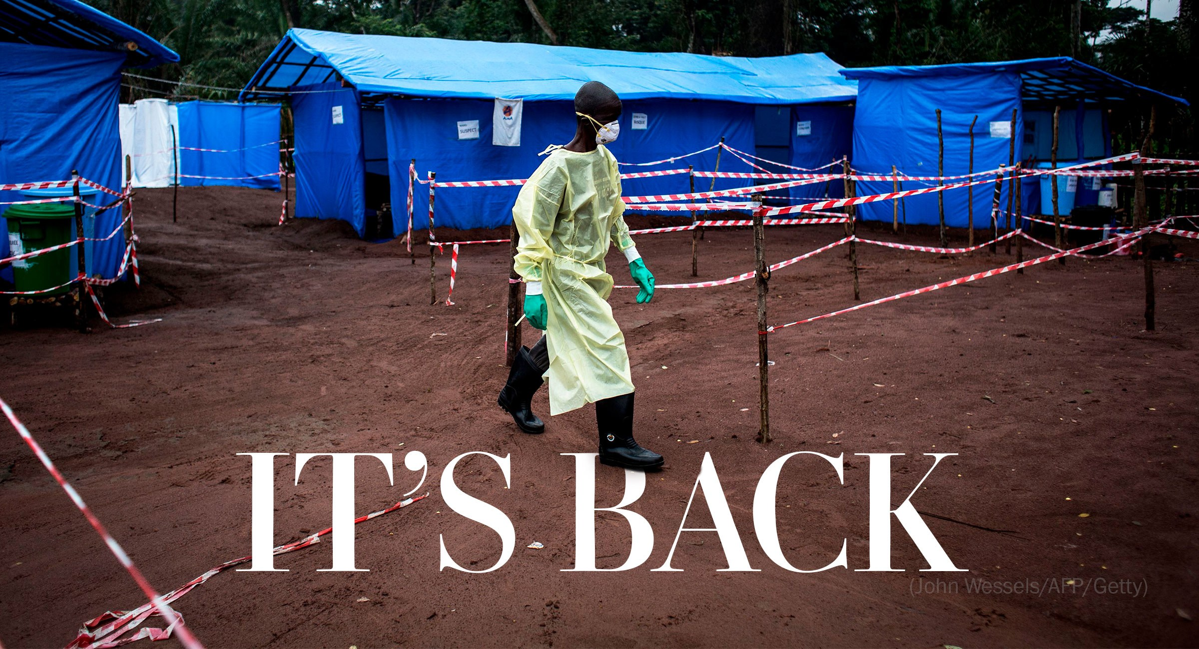 The quiet return of Ebola - The Washington Post
