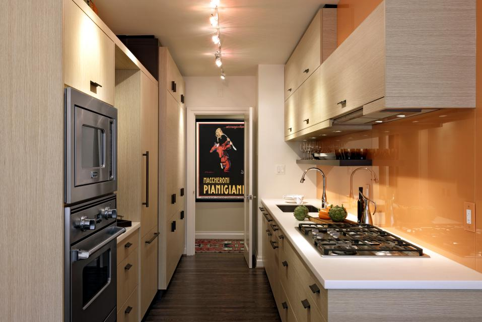 The Galley Kitchen Is Hot The Increasing Appeal Of Smaller Cooking Spaces The Washington Post