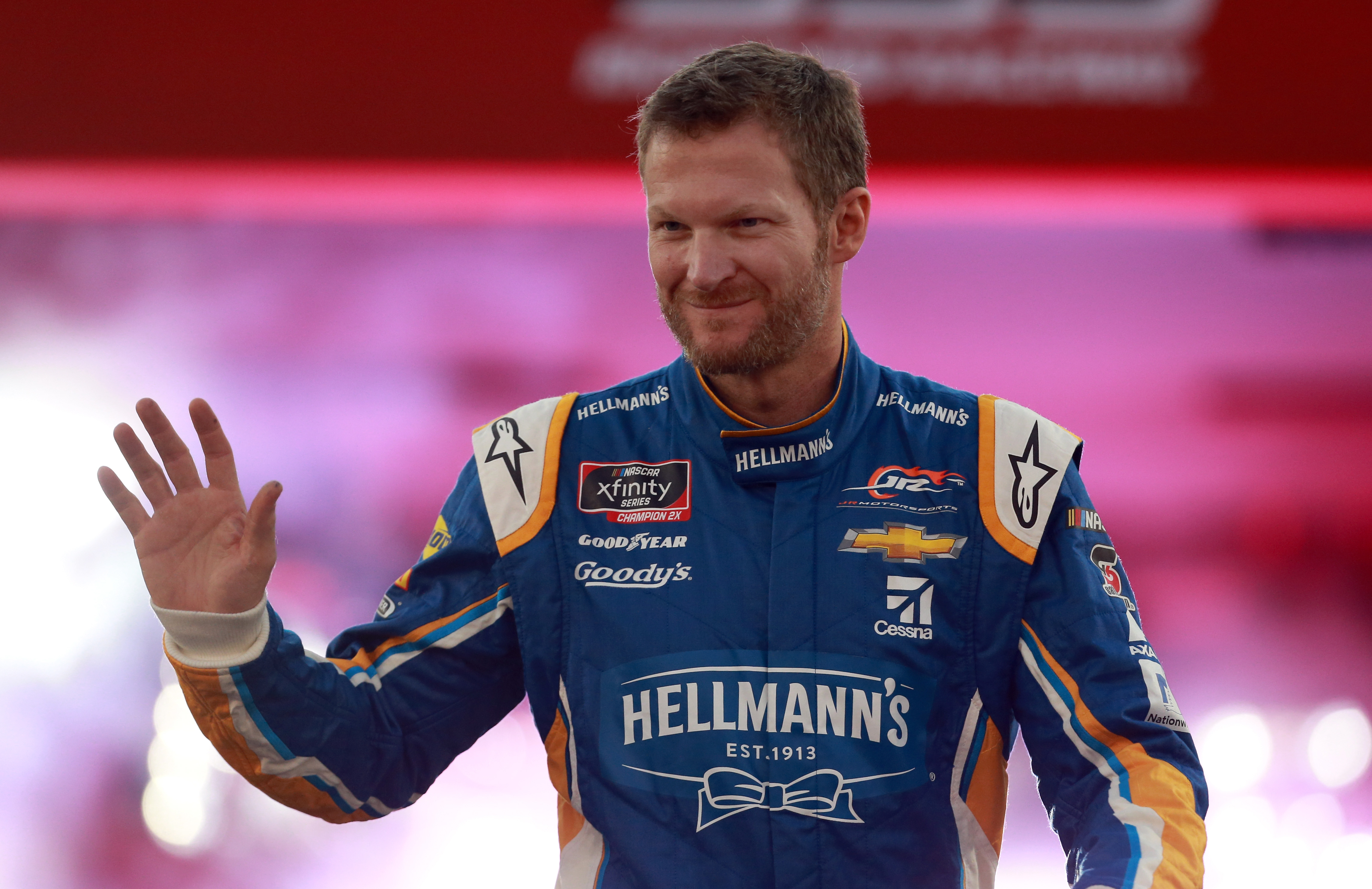 Q&A: Dale Earnhardt Jr. opens up about concussions, fear and walking away