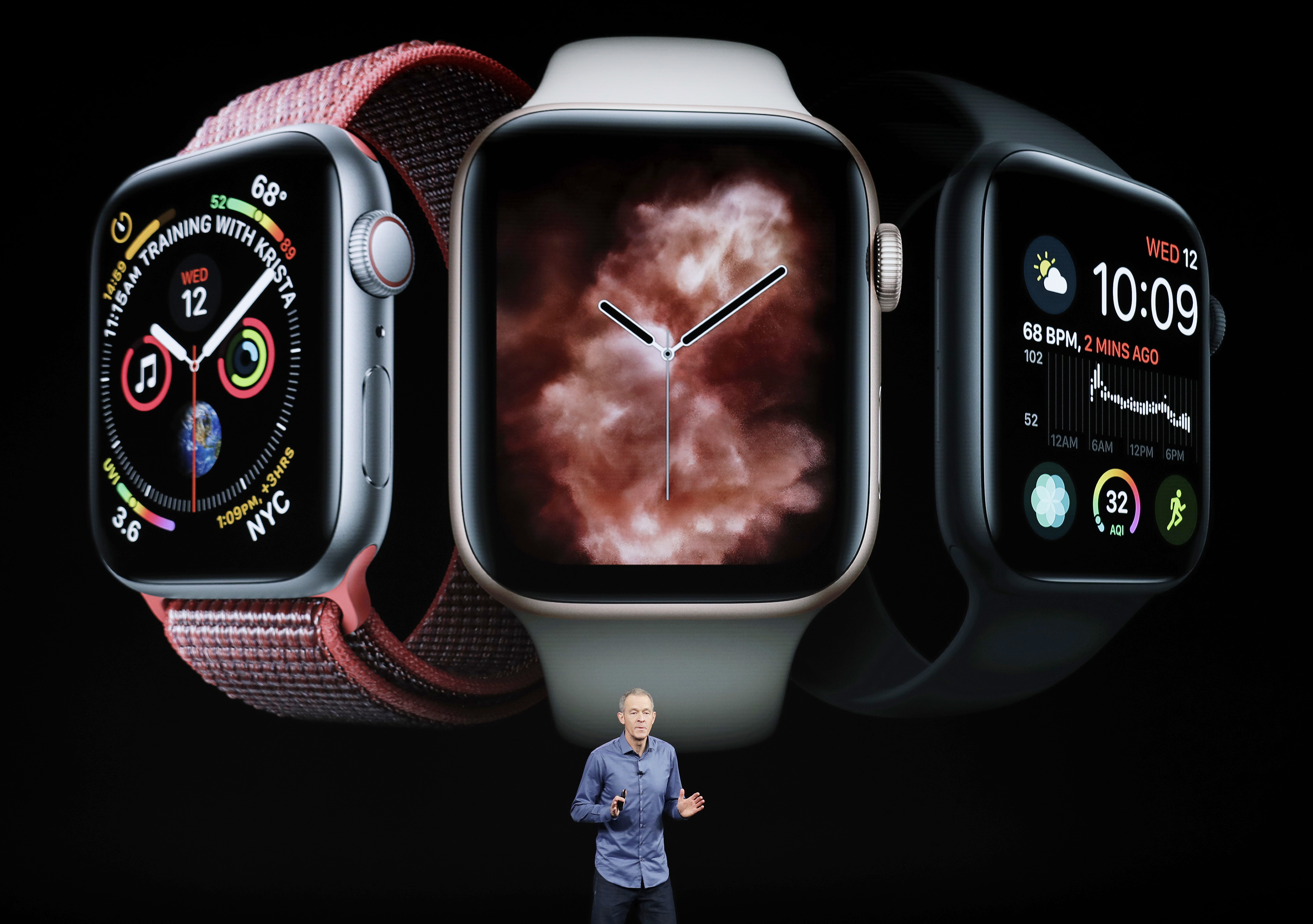 Apple now says its smartwatch tech to detect atrial fibrillation is not for those with atrial fibrillation