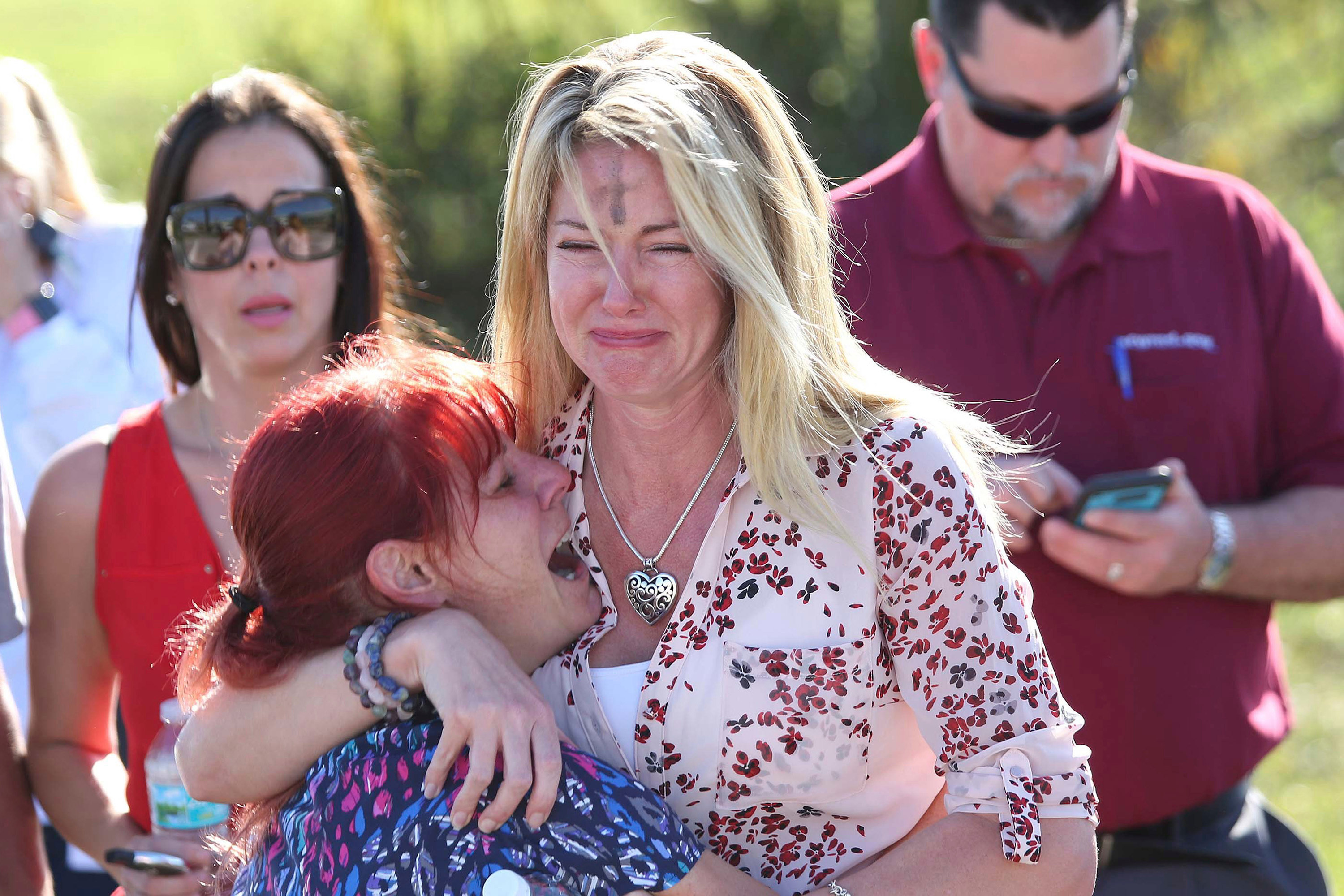 Here's what we know about the Florida high school shooting