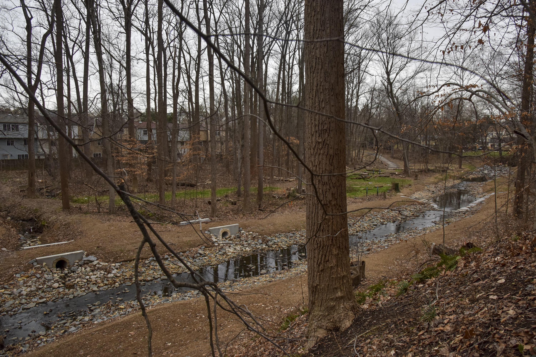 Design Planning Restoring Neighborhood Streams and Construction