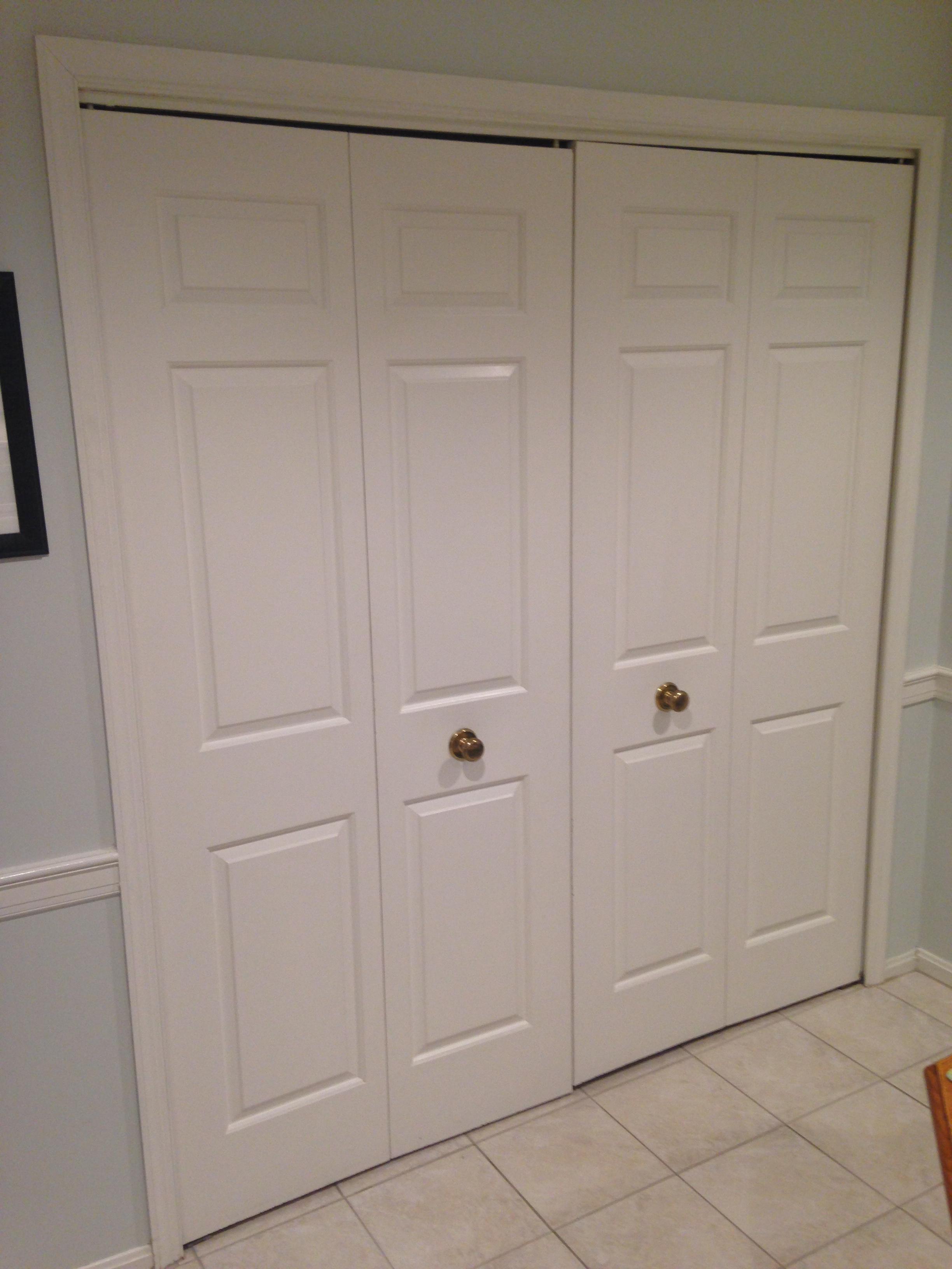 Mastering The Fine Art Of Adjusting Bifold Doors The Washington Post