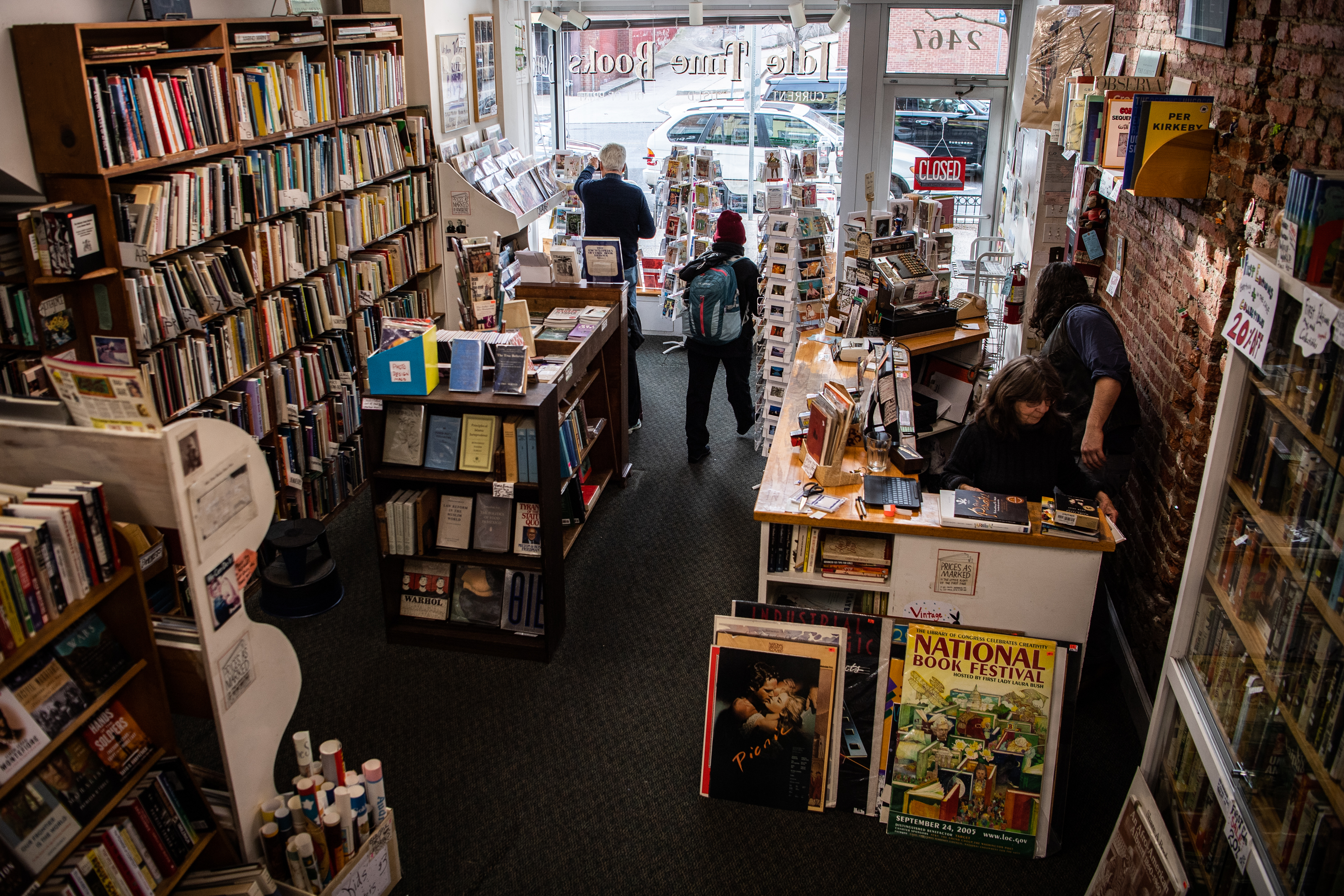 A new chapter for a neighborhood bookstore that faced extinction
