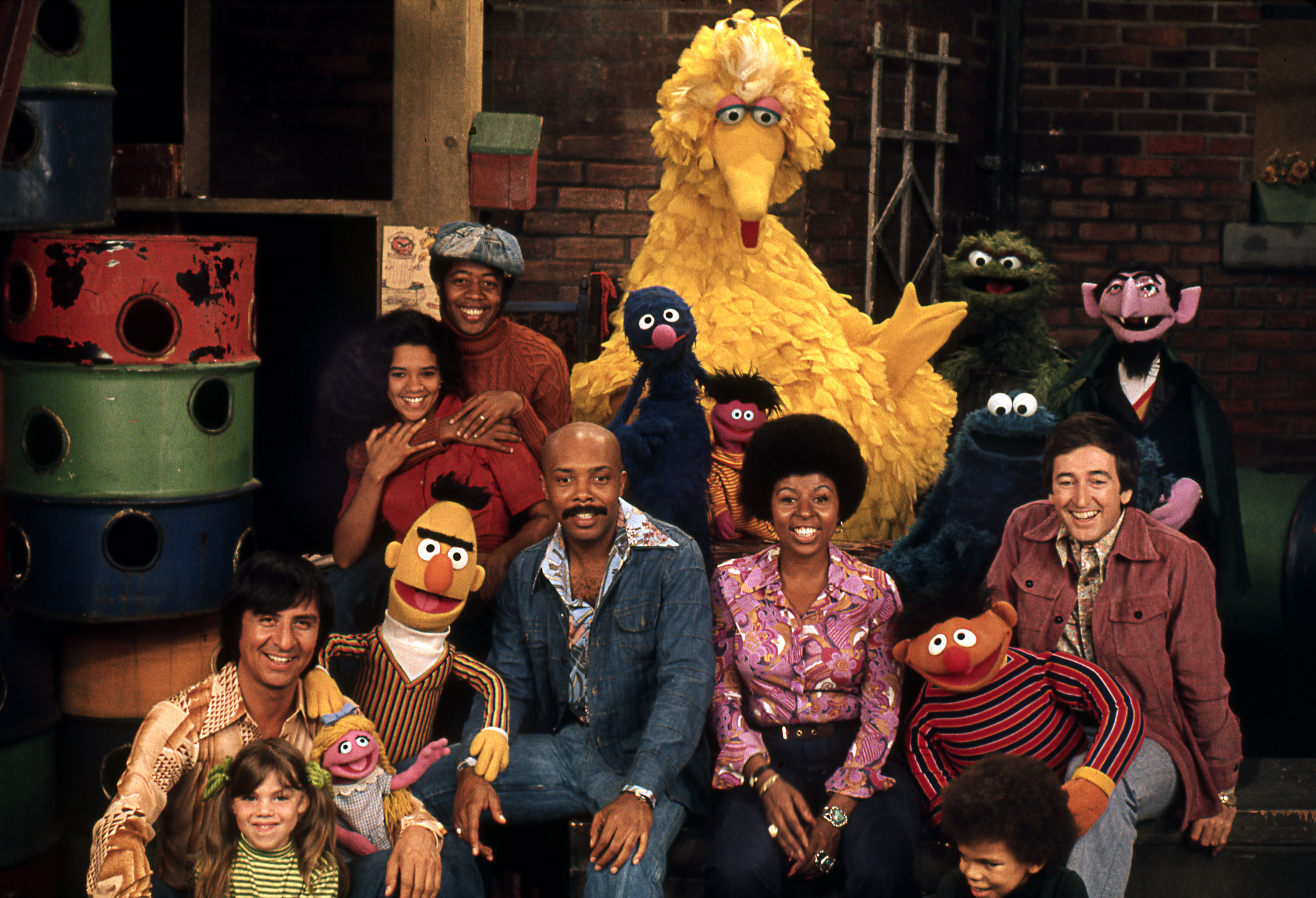 2019 Kennedy Center Honors recipients: 'Sesame Street