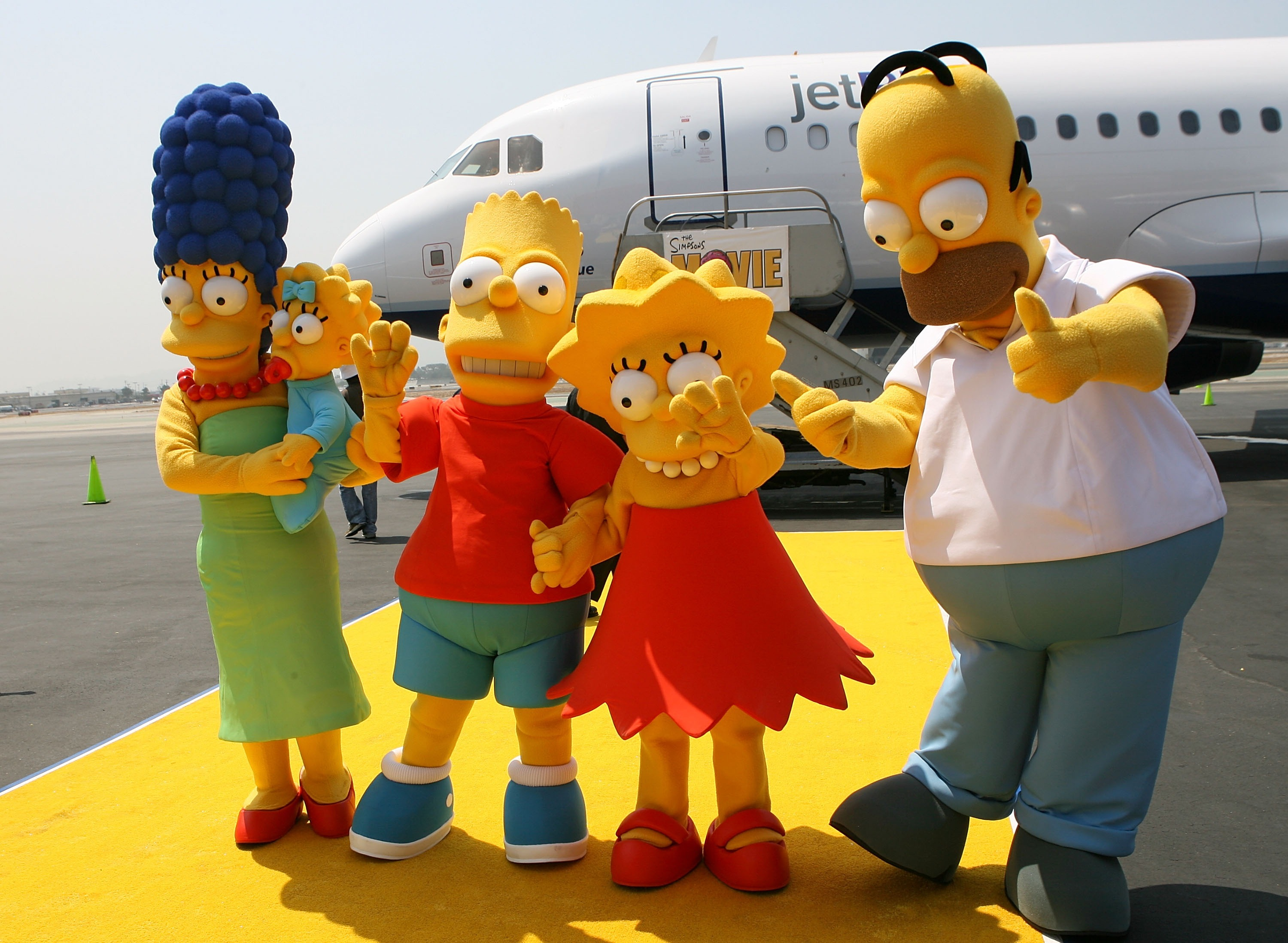 How The Simpsons Lost Its Edge The Washington Post