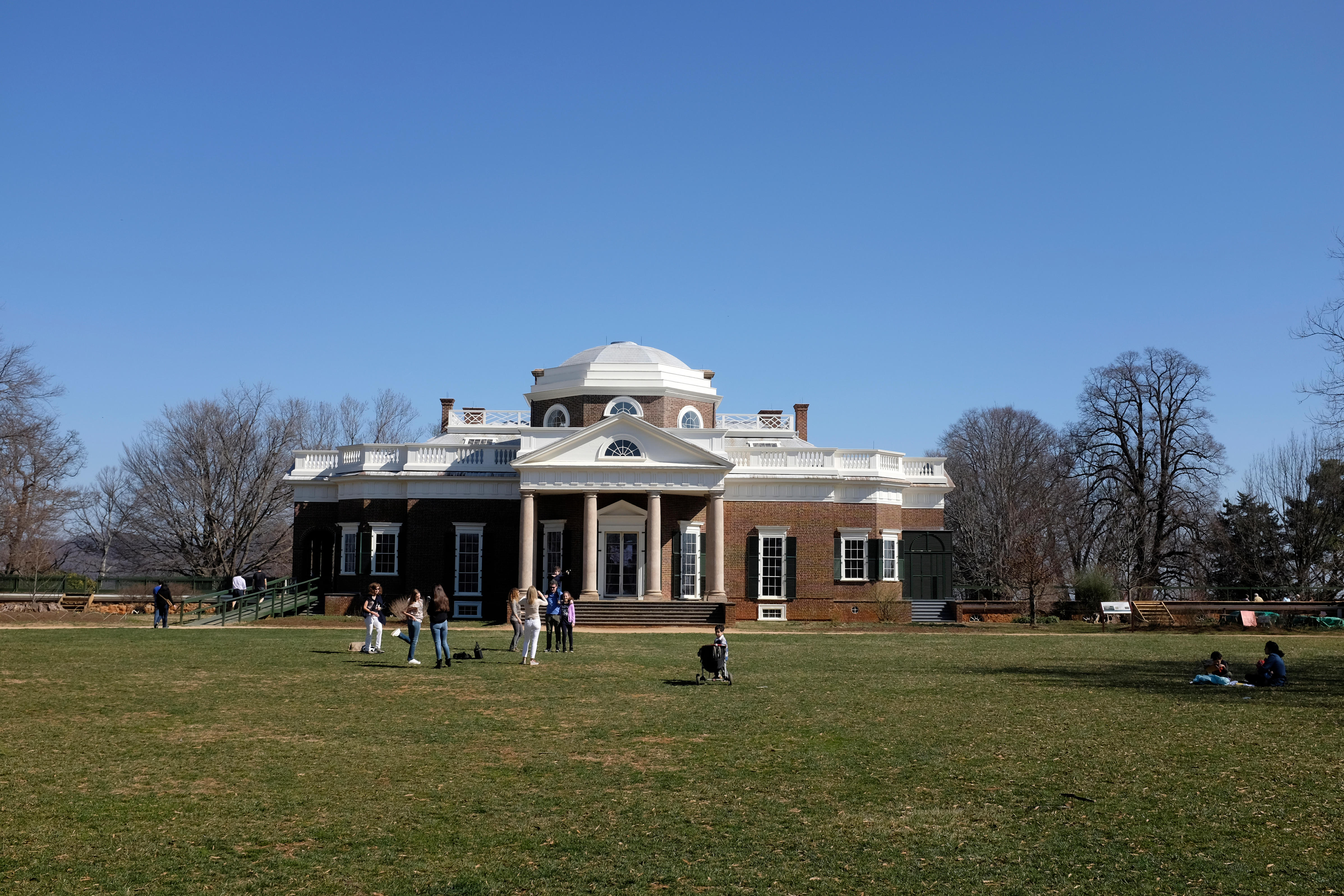 At Monticello, Mount Vernon and other plantations, talk about slavery is generating backlash - The Washington Post
