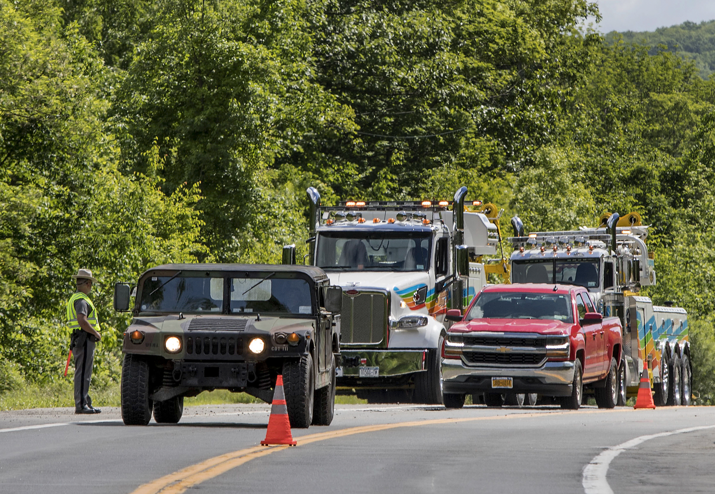 West Point Accident Kills At Least One Injures Almost Two Dozen