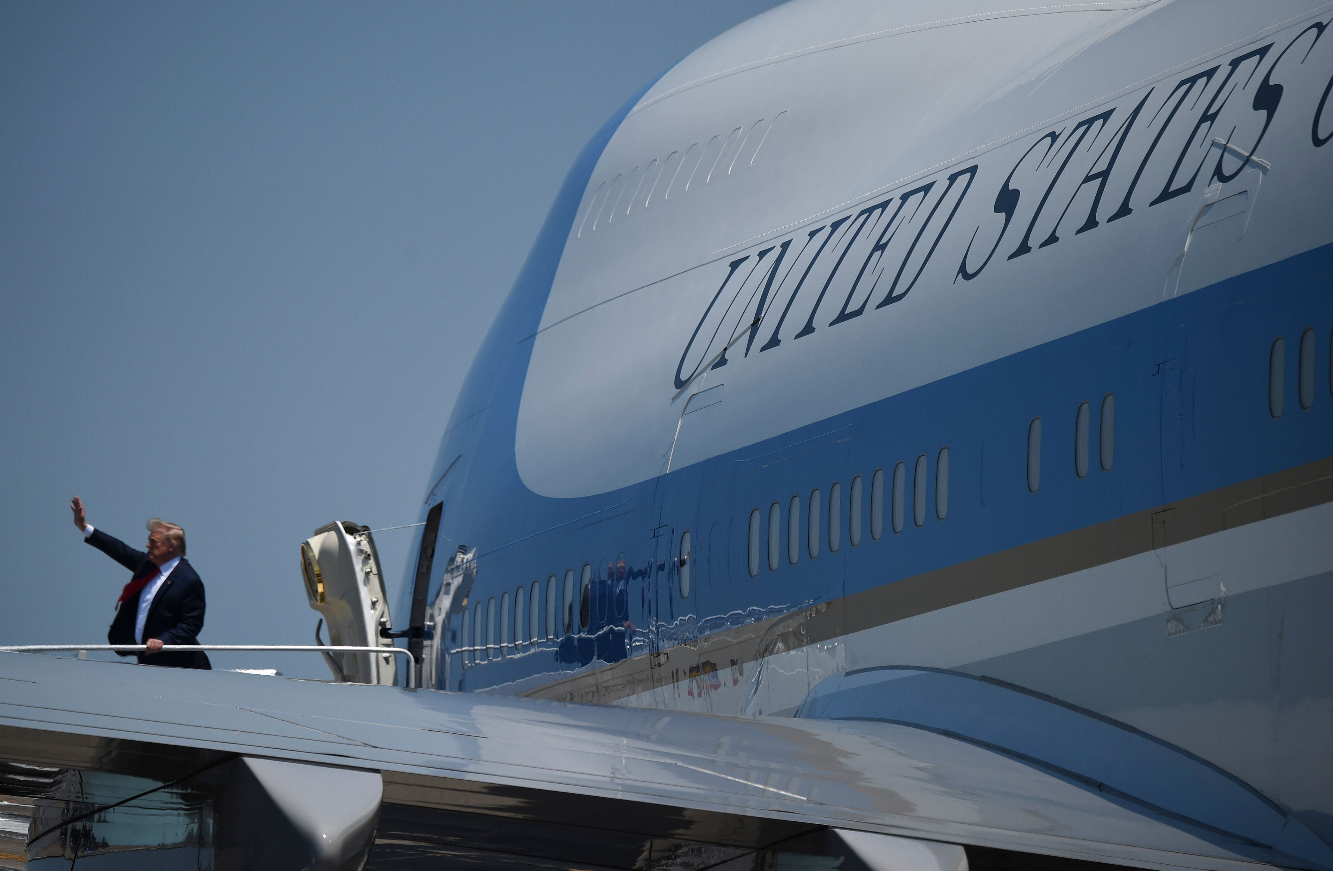 Opinion Trump Boasted About Making Air Force One Cheaper He
