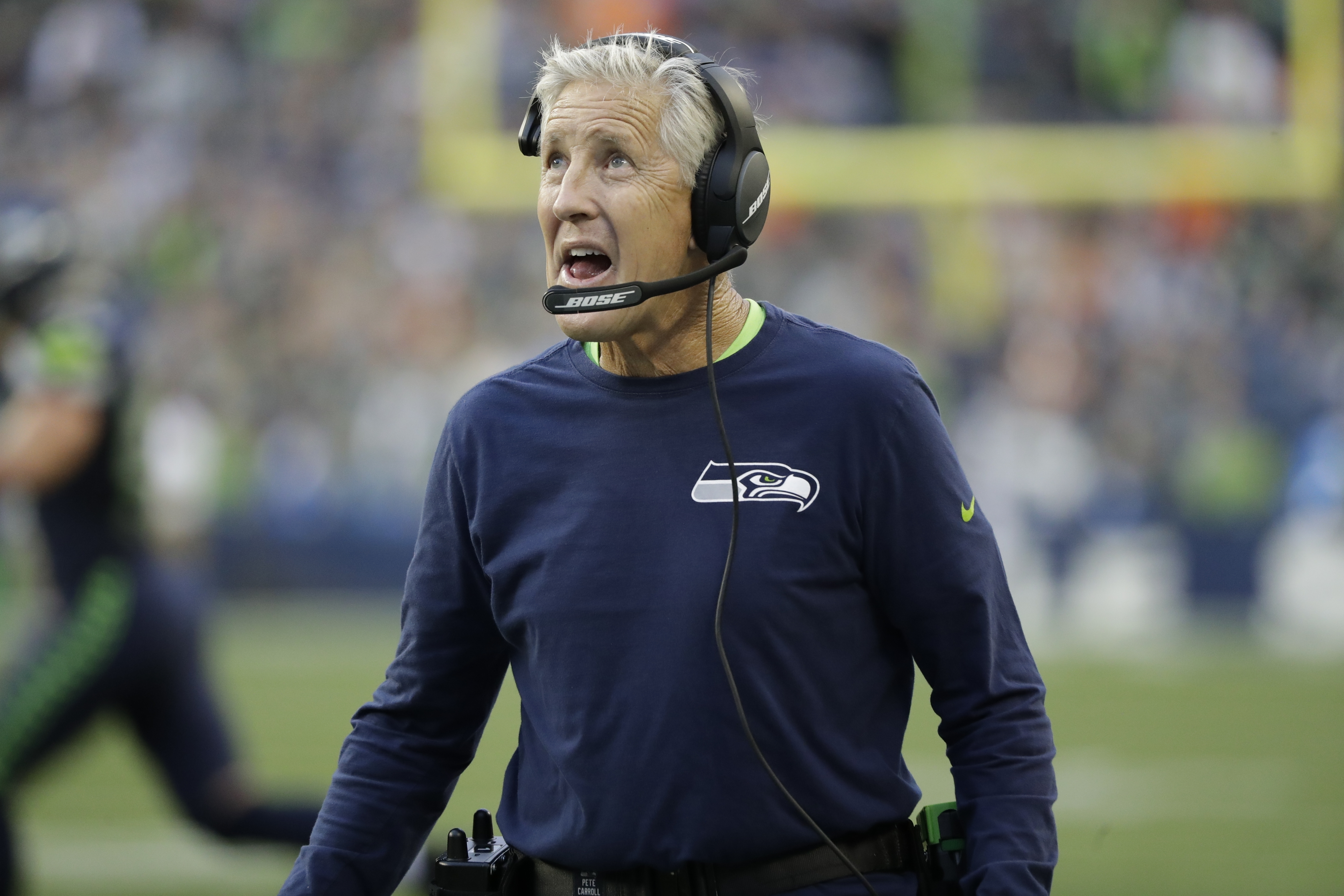 Pete Carroll Is The Nfl S Oldest Head Coach You Wouldn T Know It By Watching Him The Washington Post