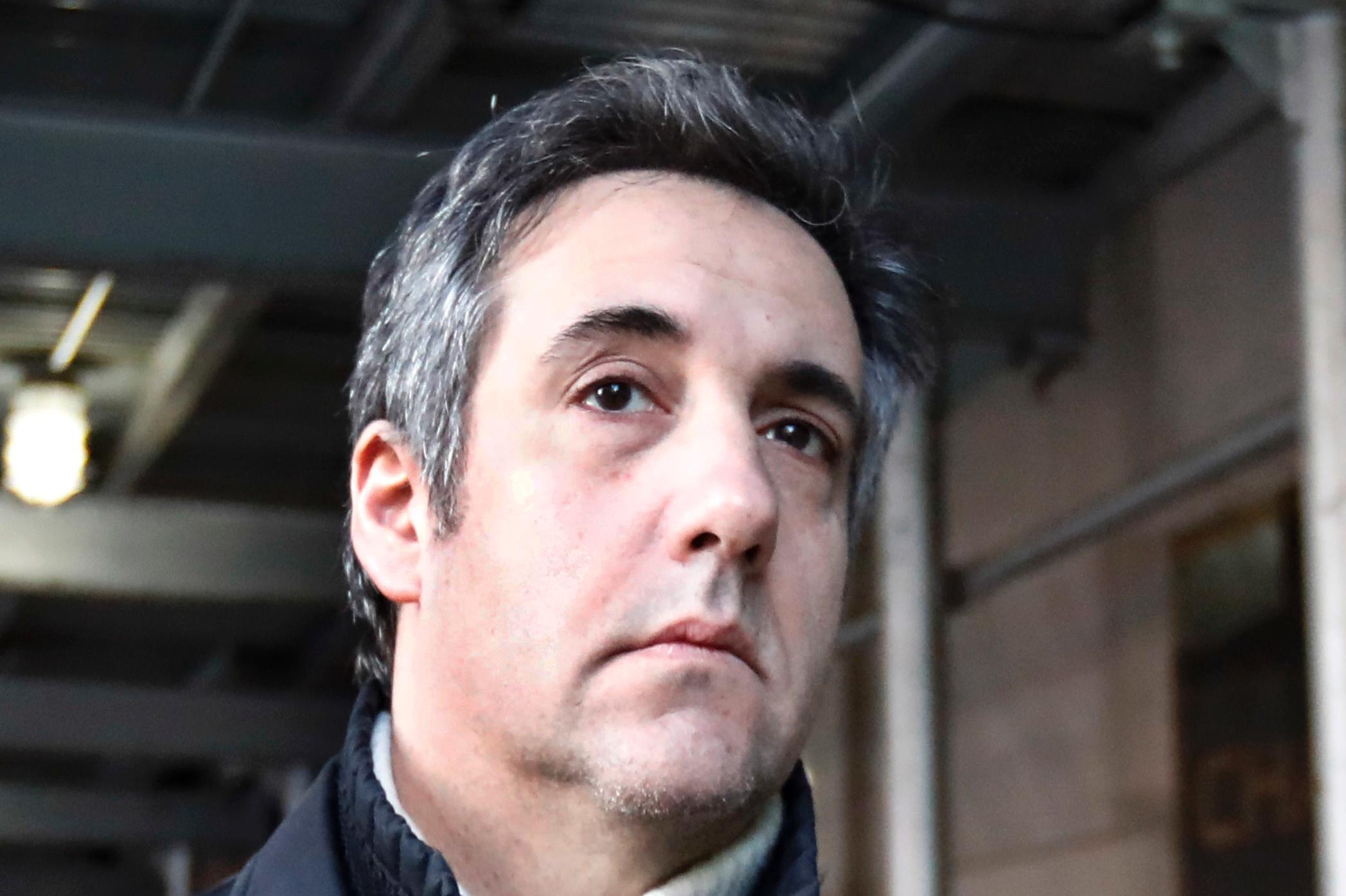 washingtonpost.com - Aaron Blake - BuzzFeed's Michael Cohen story, if true, looks to be the most damning to date for Trump