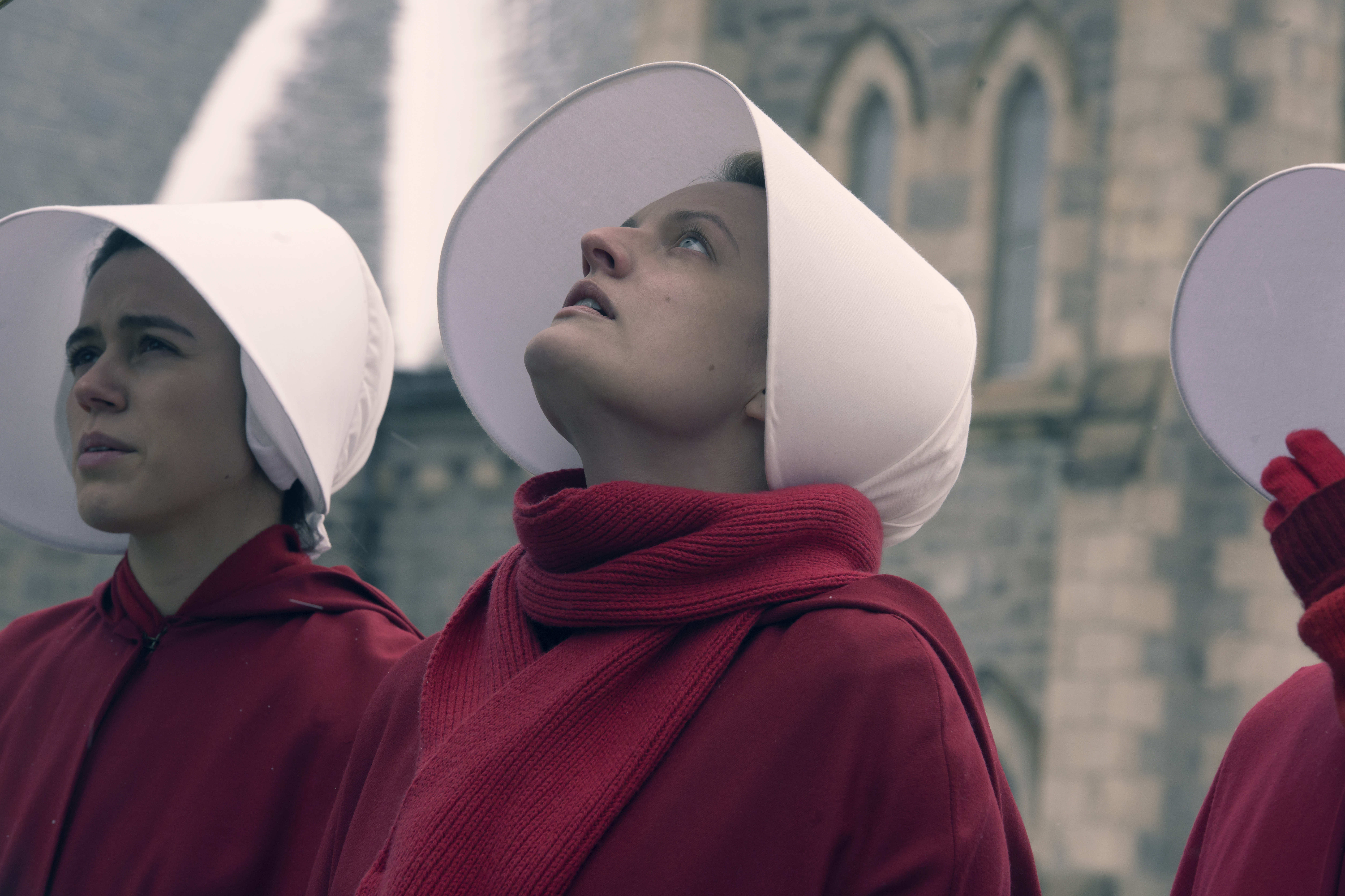 Some grim news about 'The Handmaid's Tale': It's getting