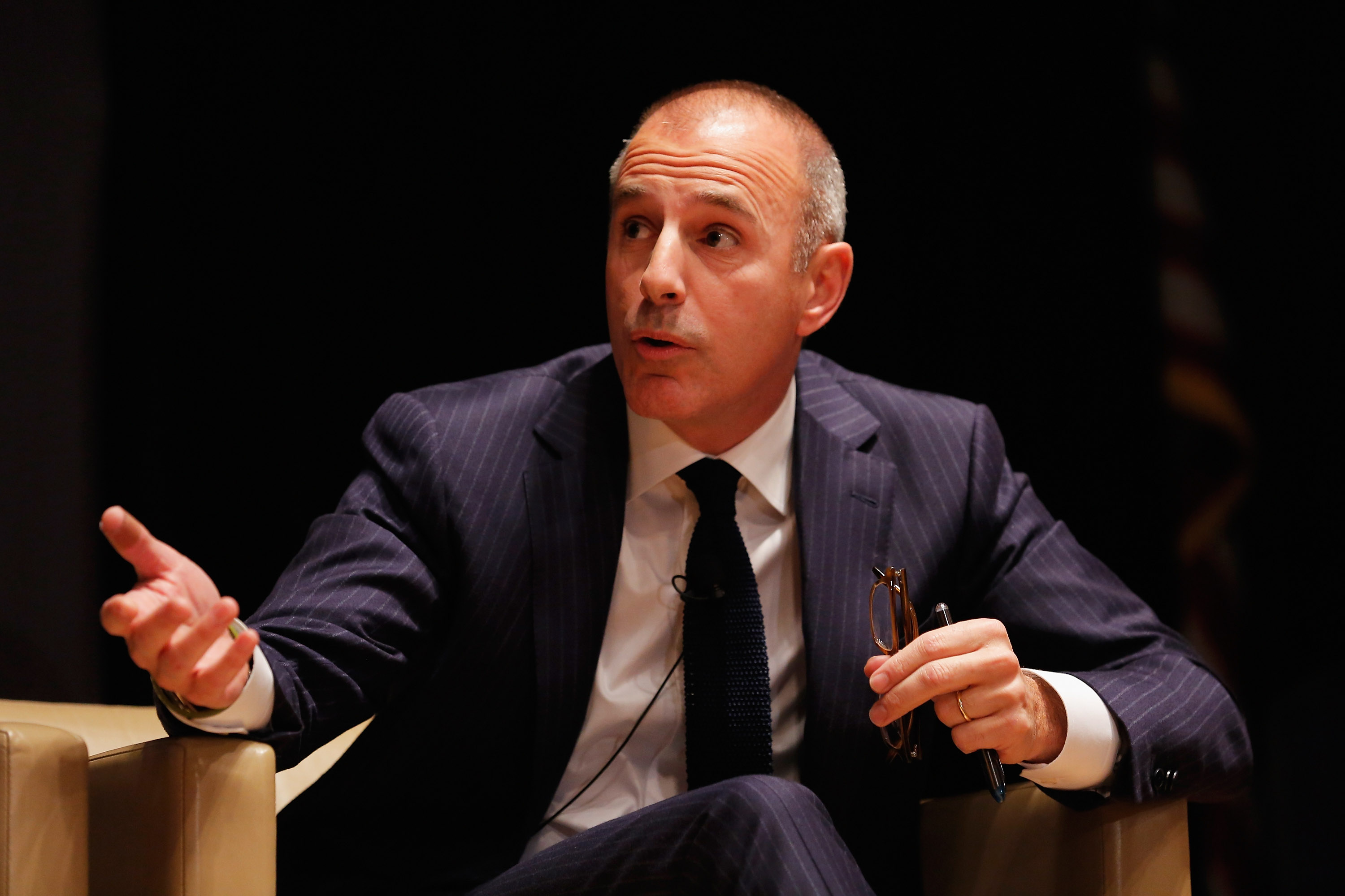Annal Rape matt lauer and the problems with his 'consensual sex