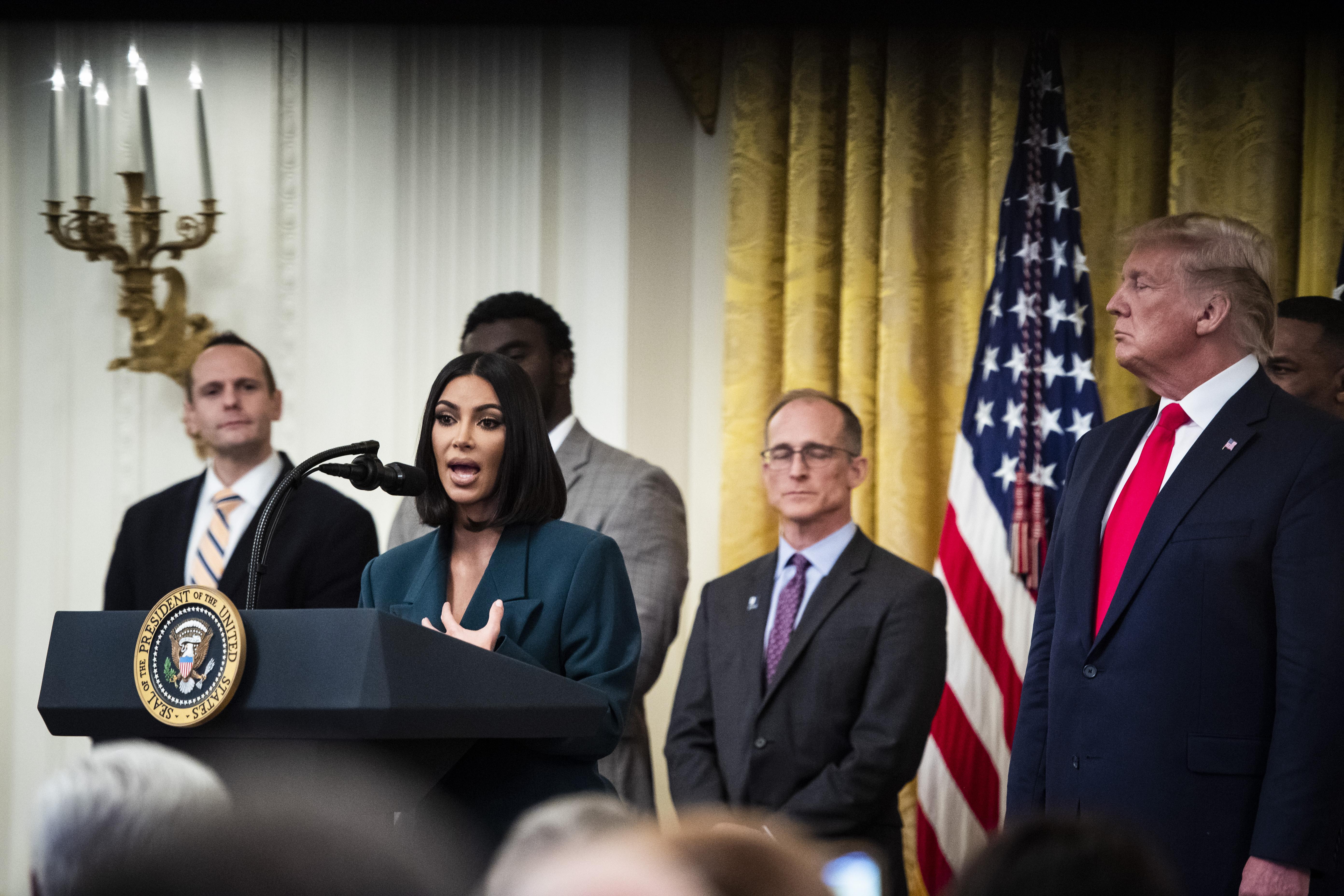 Kim Kardashian spotted filming at D C  jail - The Washington