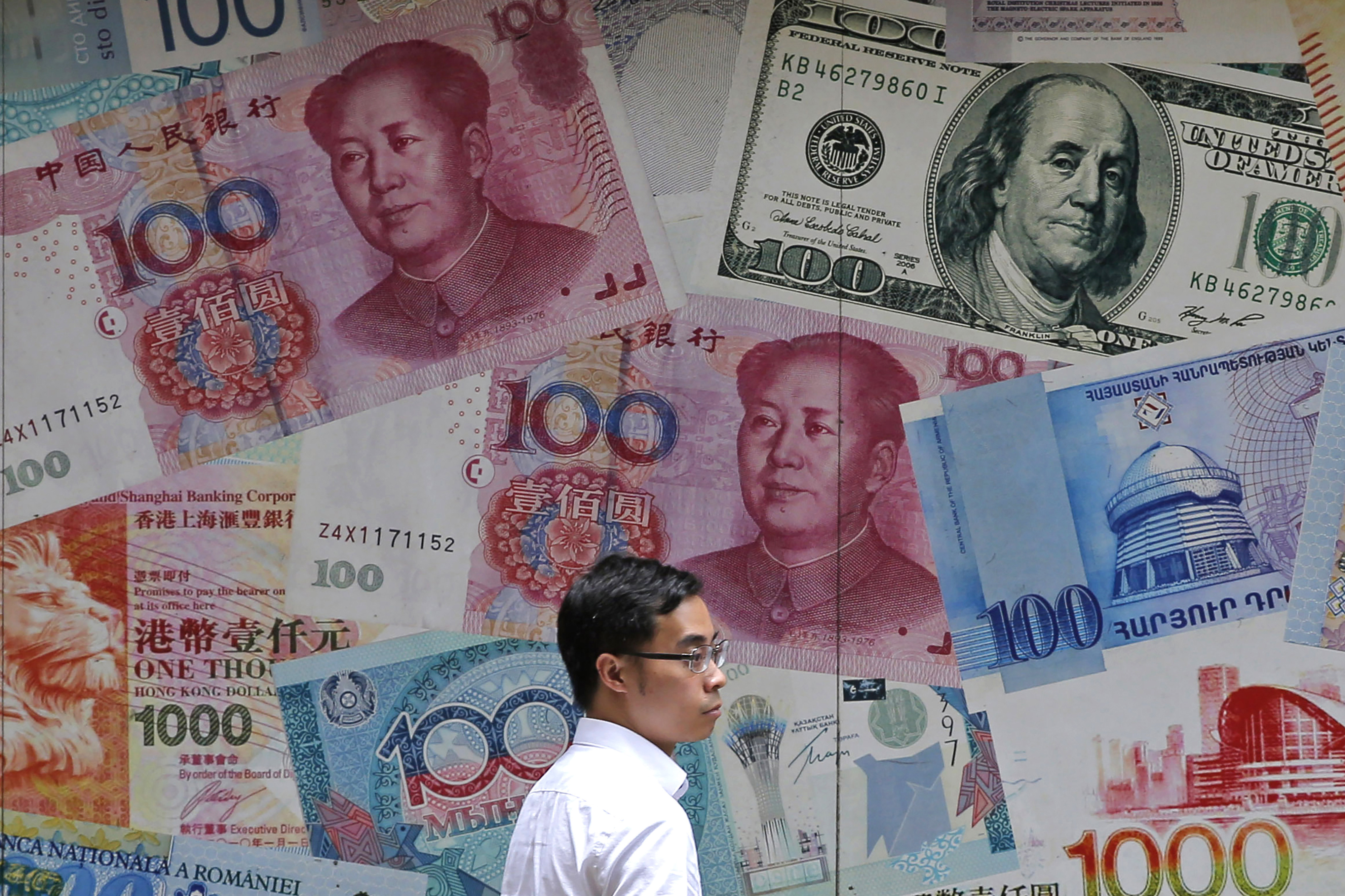President Trump accuses China of 'currency manipulation