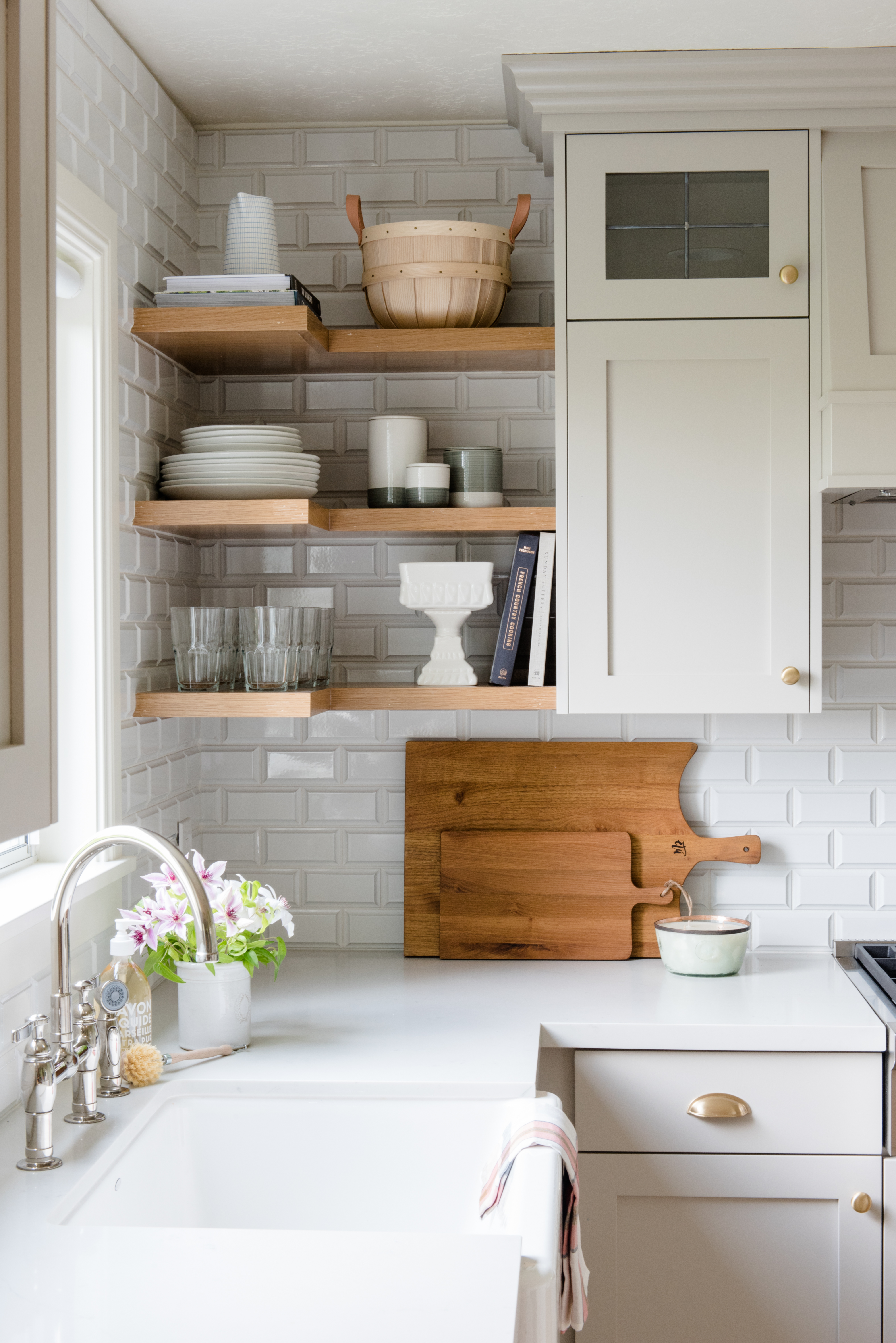 How Subway Tile Became The Go To Solution For Farmhouse Chic The Washington Post
