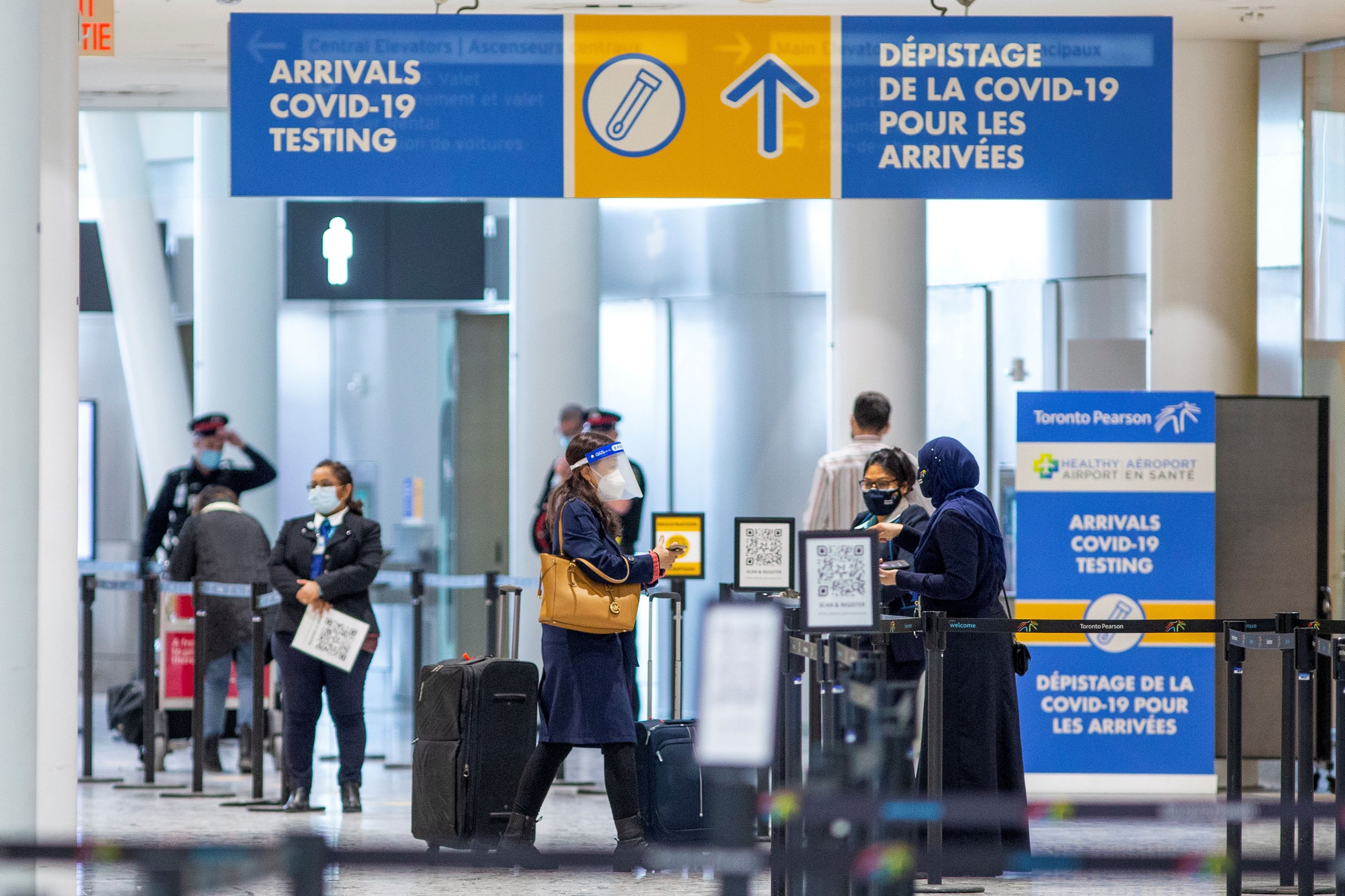 Covid 19 Passports Are Coming But Much Of Travel Will Remain Unchanged The Washington Post