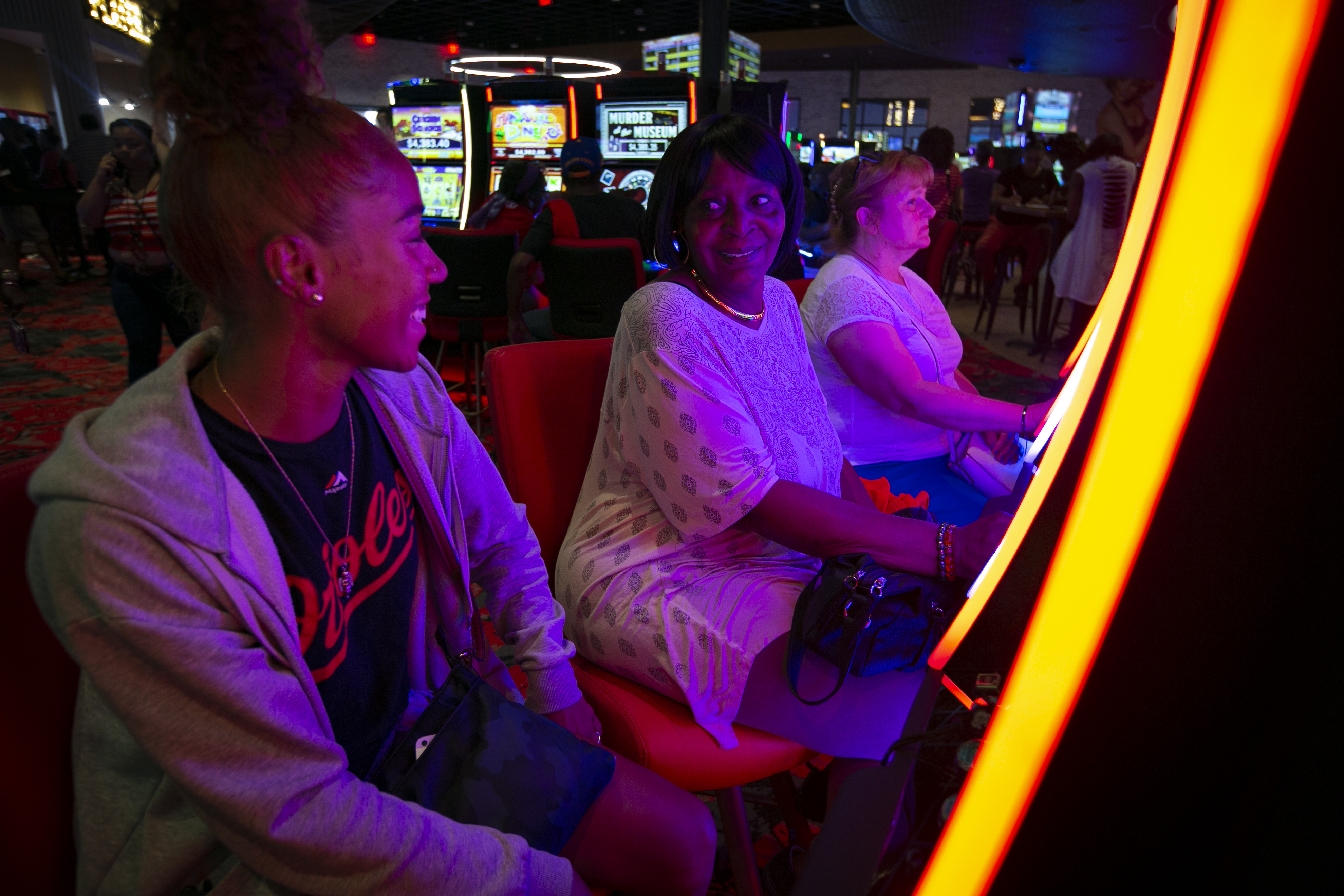 Gambling In Virginia Slots Like Horse Racing Machines Have Arrived The Washington Post