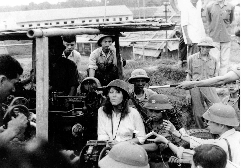 Jane Fonda's 1972 trip to North Vietnam earned her the nickname 'Hanoi Jane'  - The Washington Post