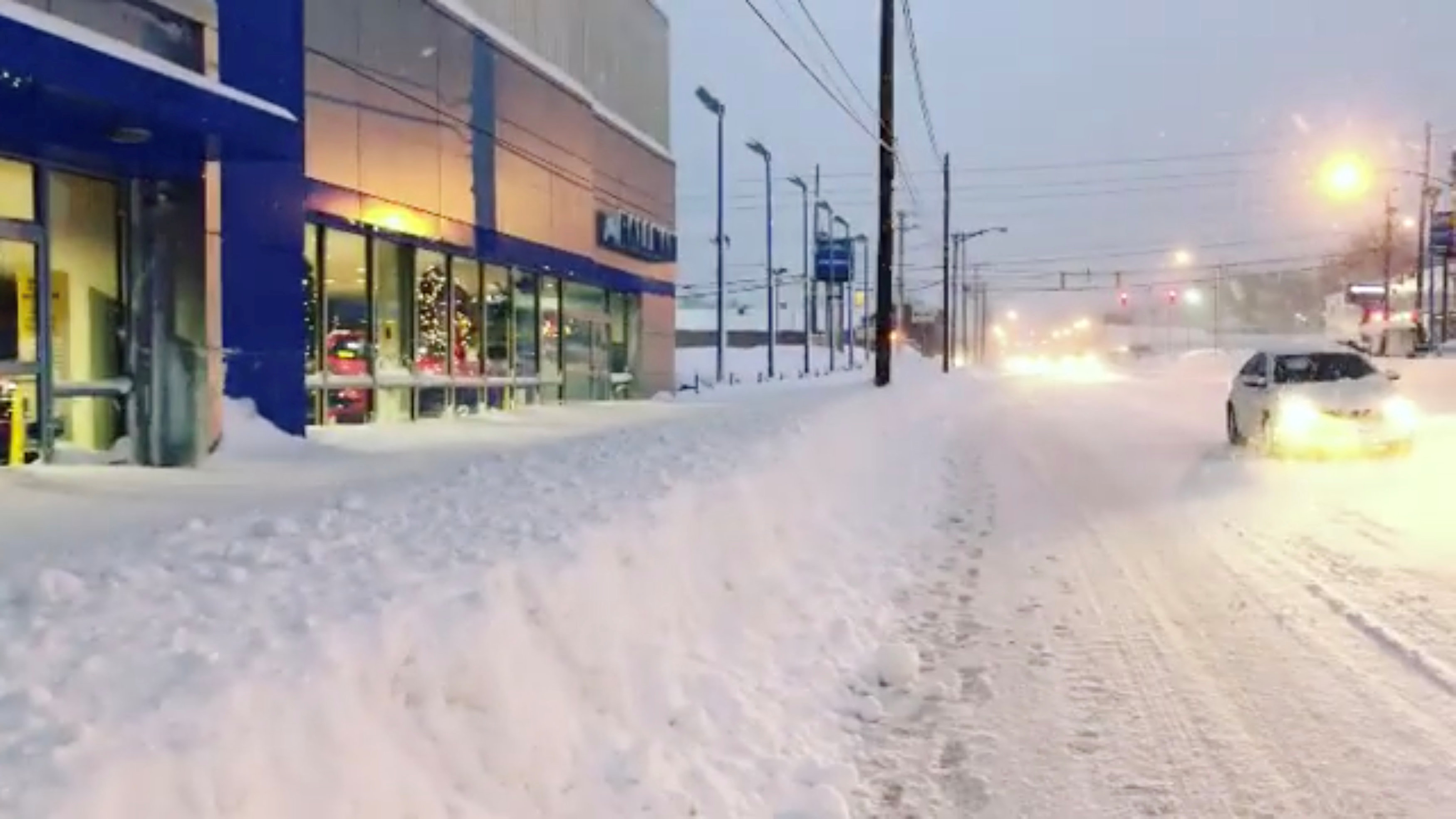 How Erie's record-shattering snowstorm happened - The