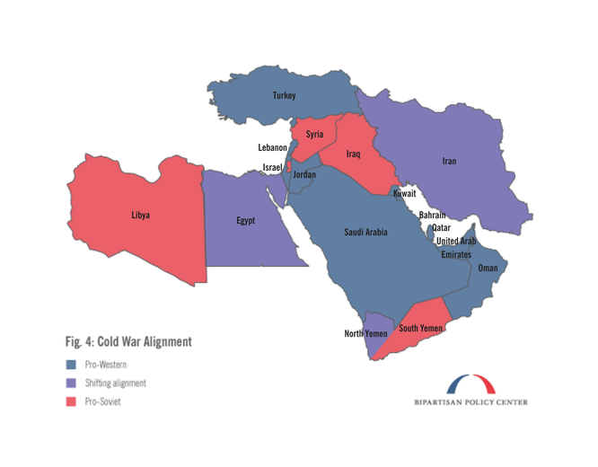 Four maps that explain the chaos of the Middle East - The ...