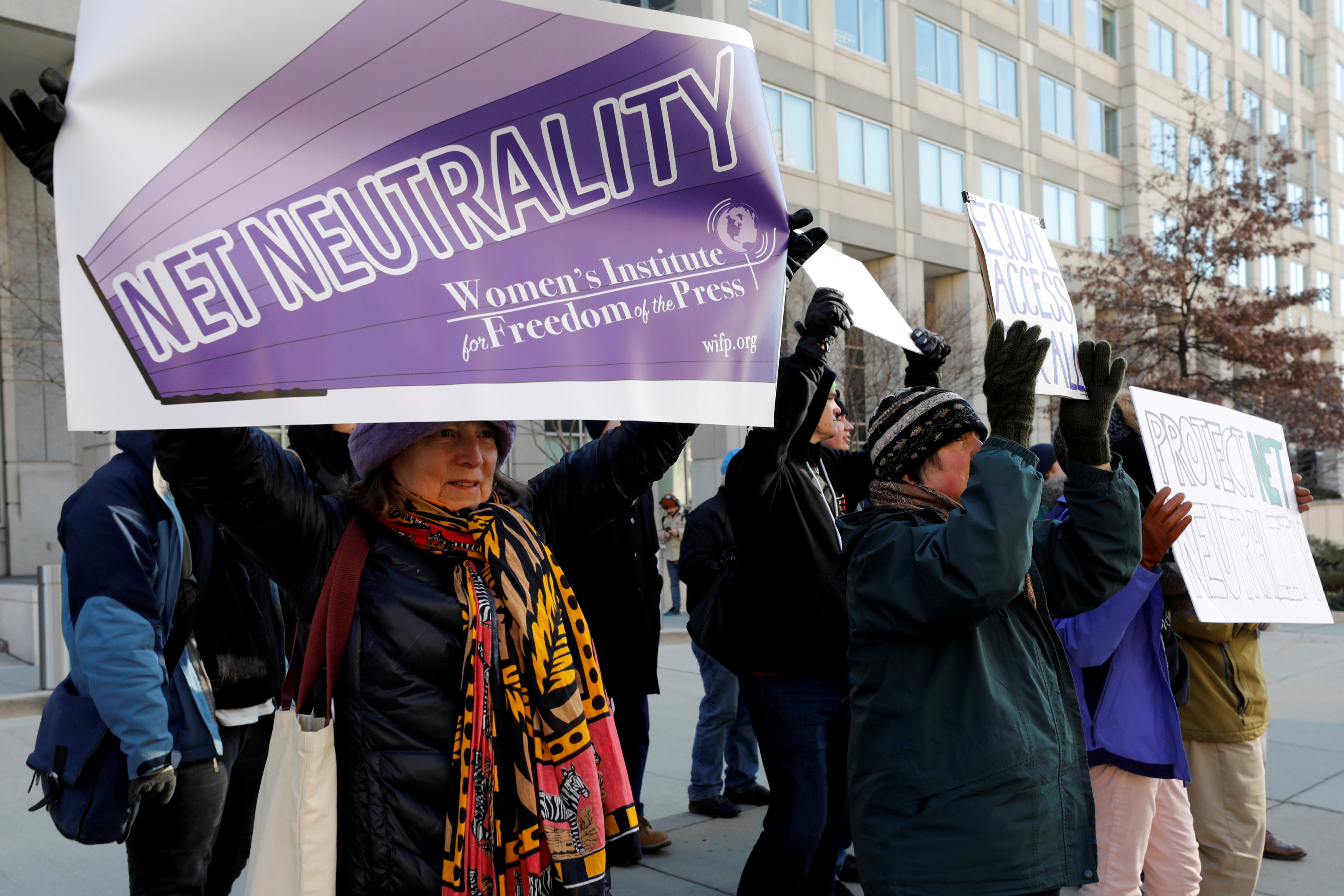 washingtonpost.com - Letters to the Editor - Net neutrality needs a bipartisan approach