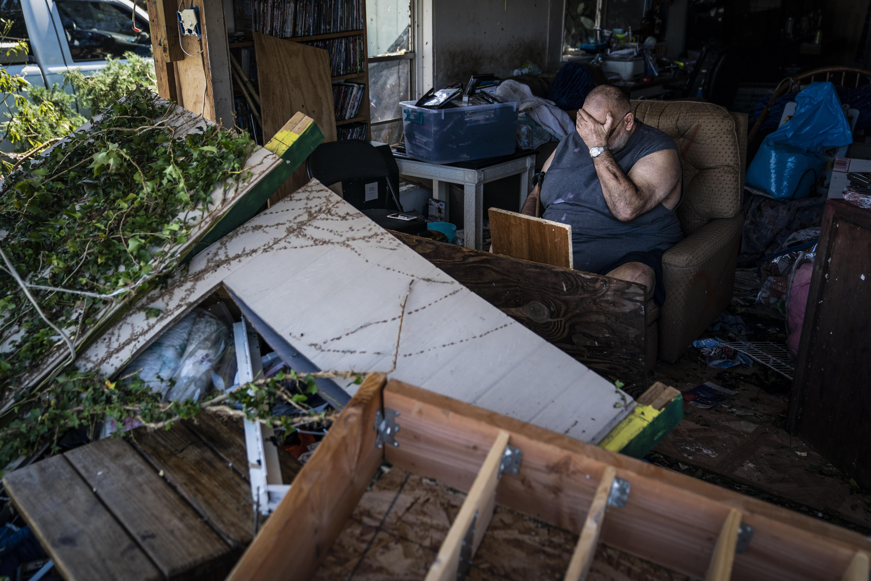 Florida's Panhandle coast devastated by historic Hurricane Michael