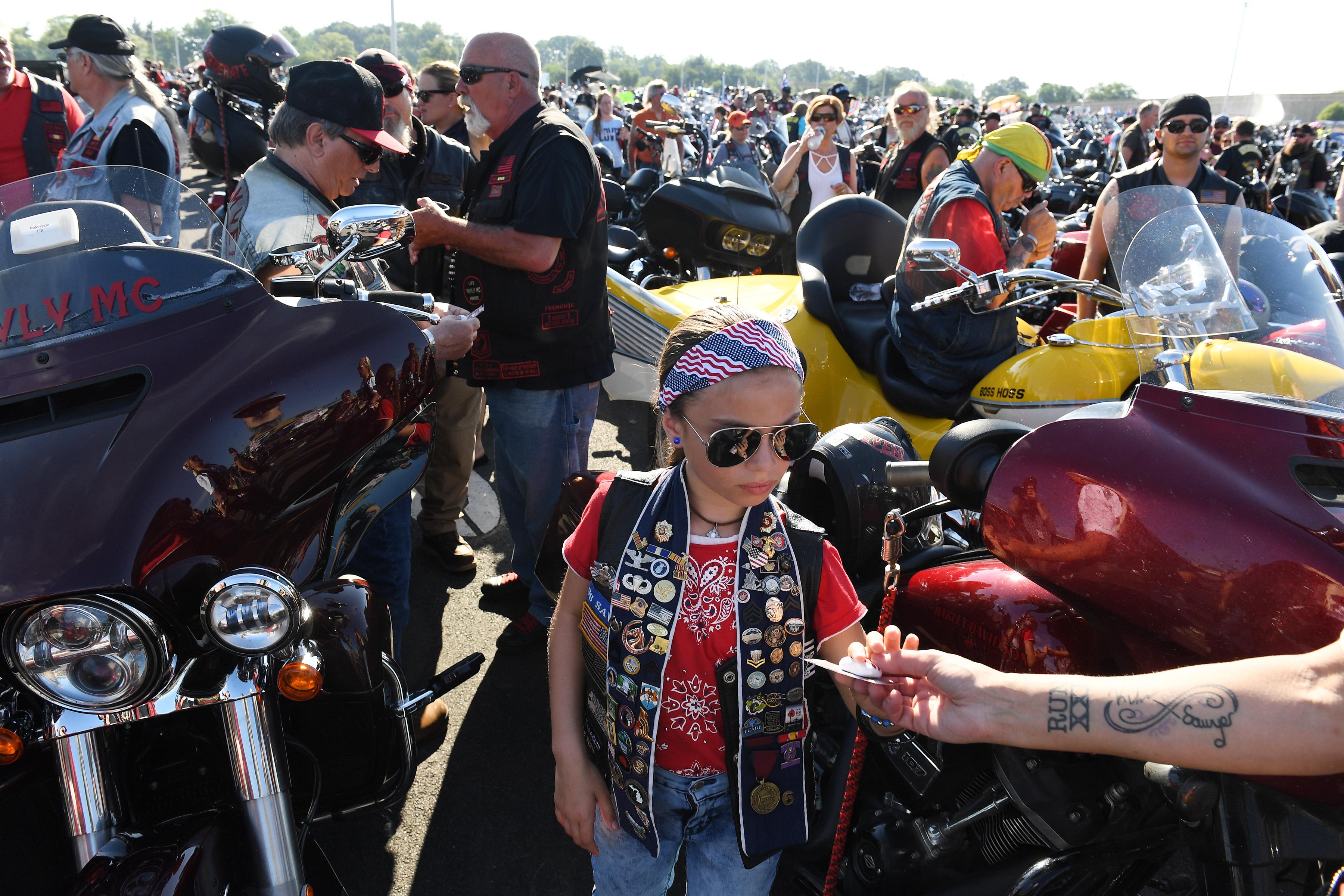 Rolling Thunder's last ride in Washington - The Washington Post