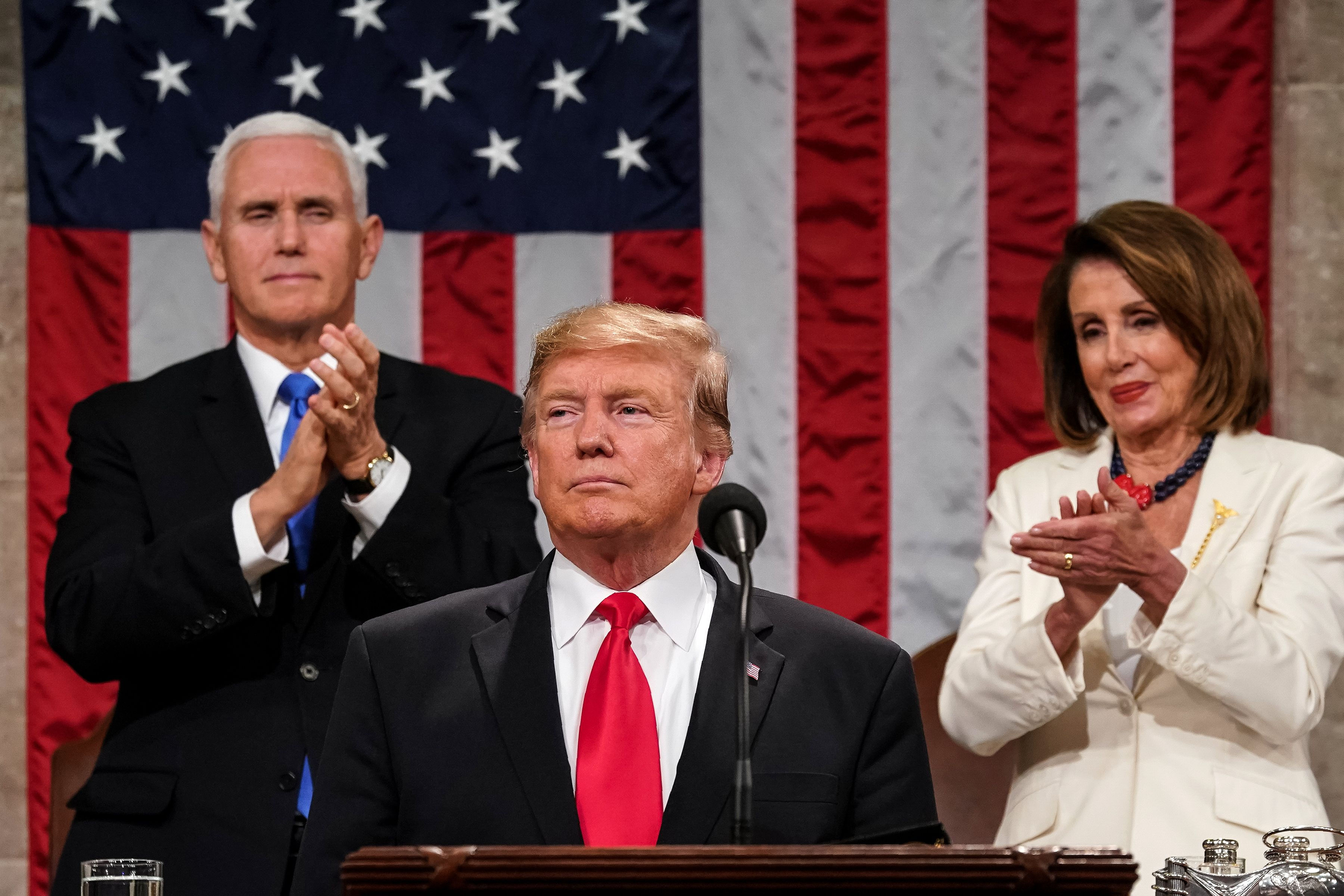 Congressional negotiators seek contours of border deal as shutdown