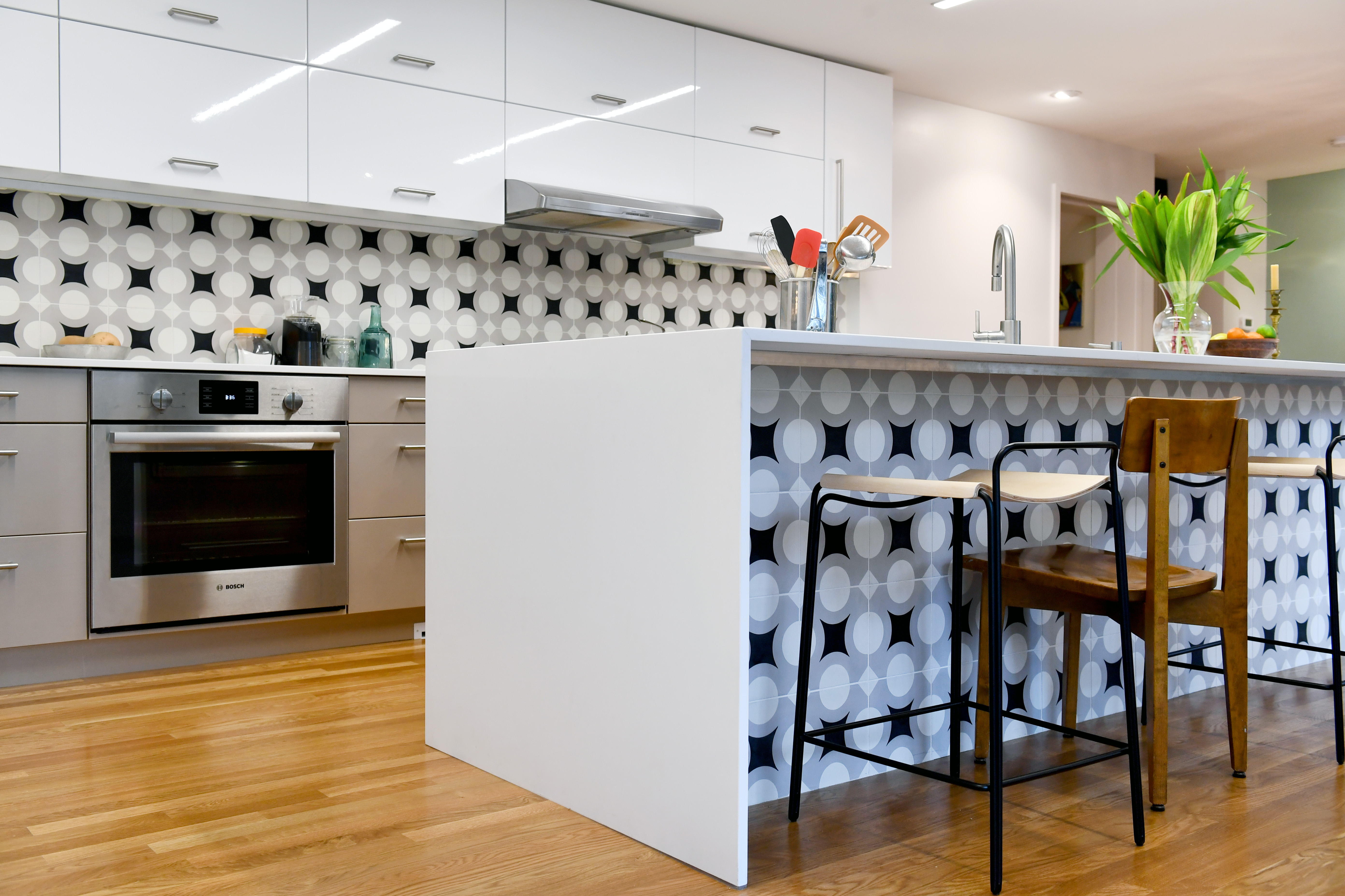 How One Couple Converted A Split Level Into A Home They Could Live