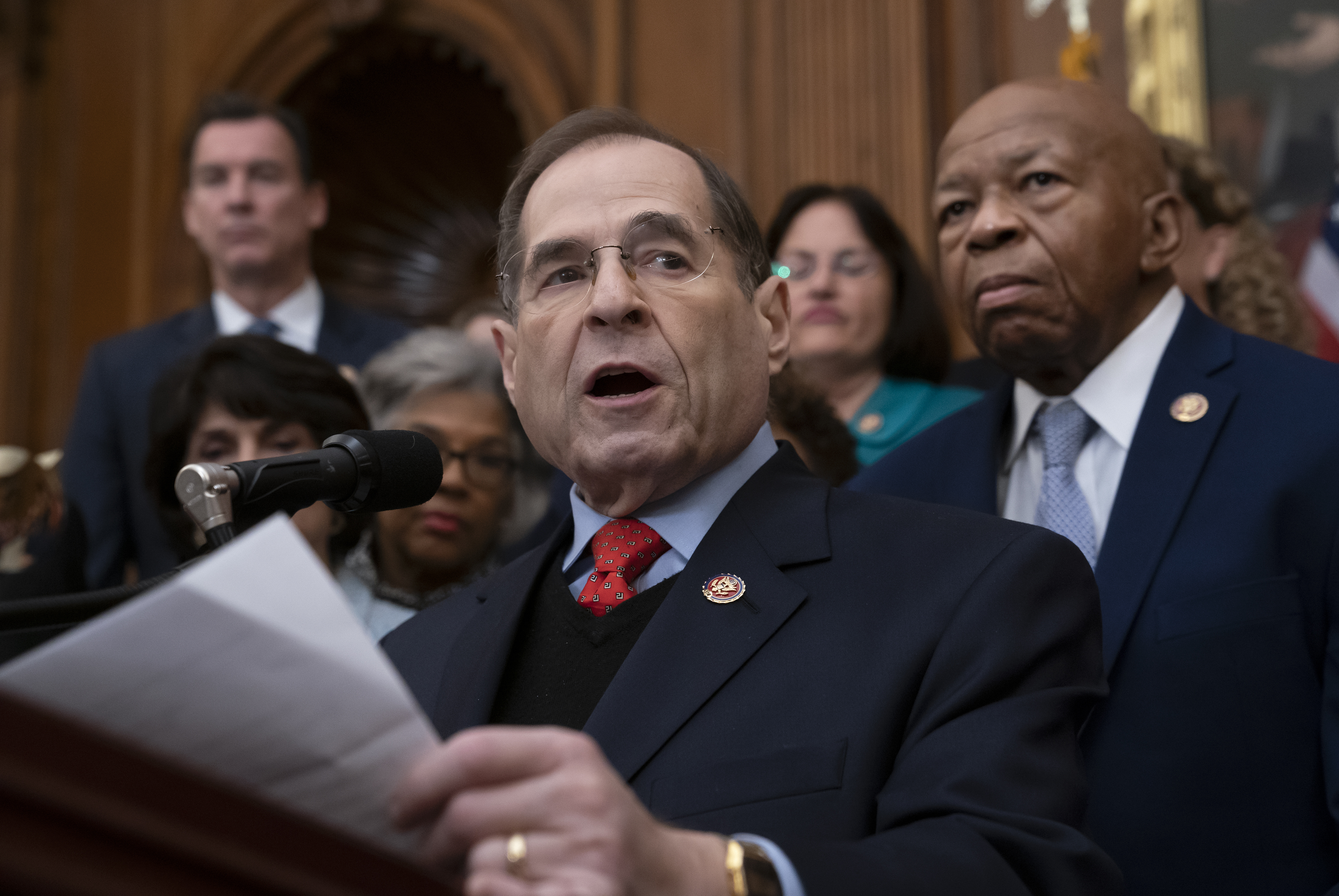 If Democrats Have Problems Holding >> House Democrats Demand Documents From More Than 80 People And