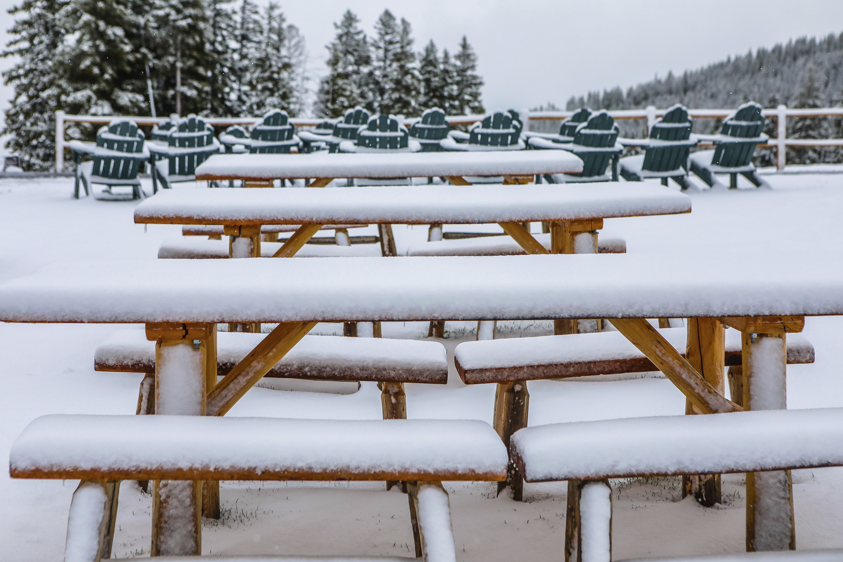 Colorado's snowpack is 40 times normal after rare summer solstice dump