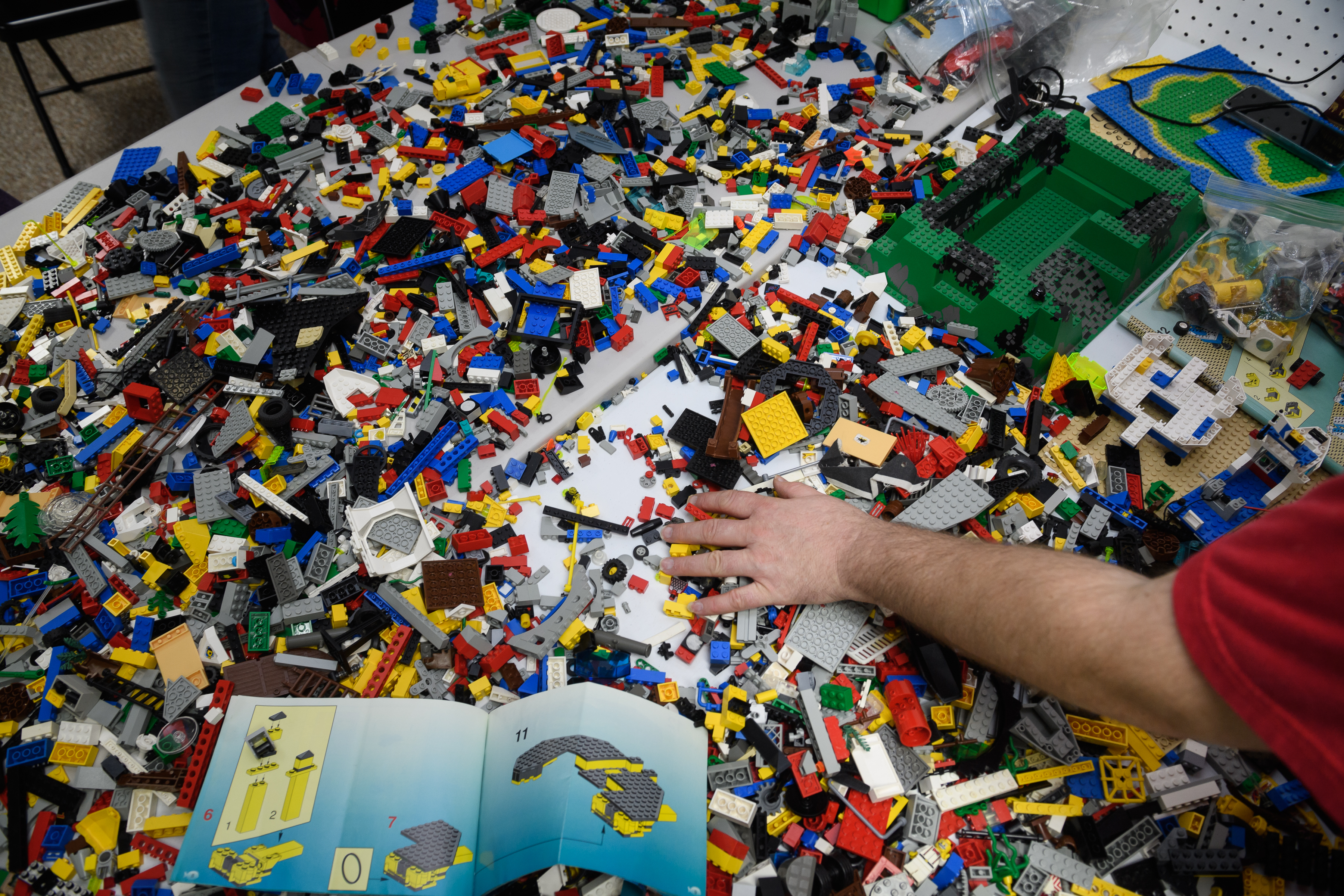 legos for adults