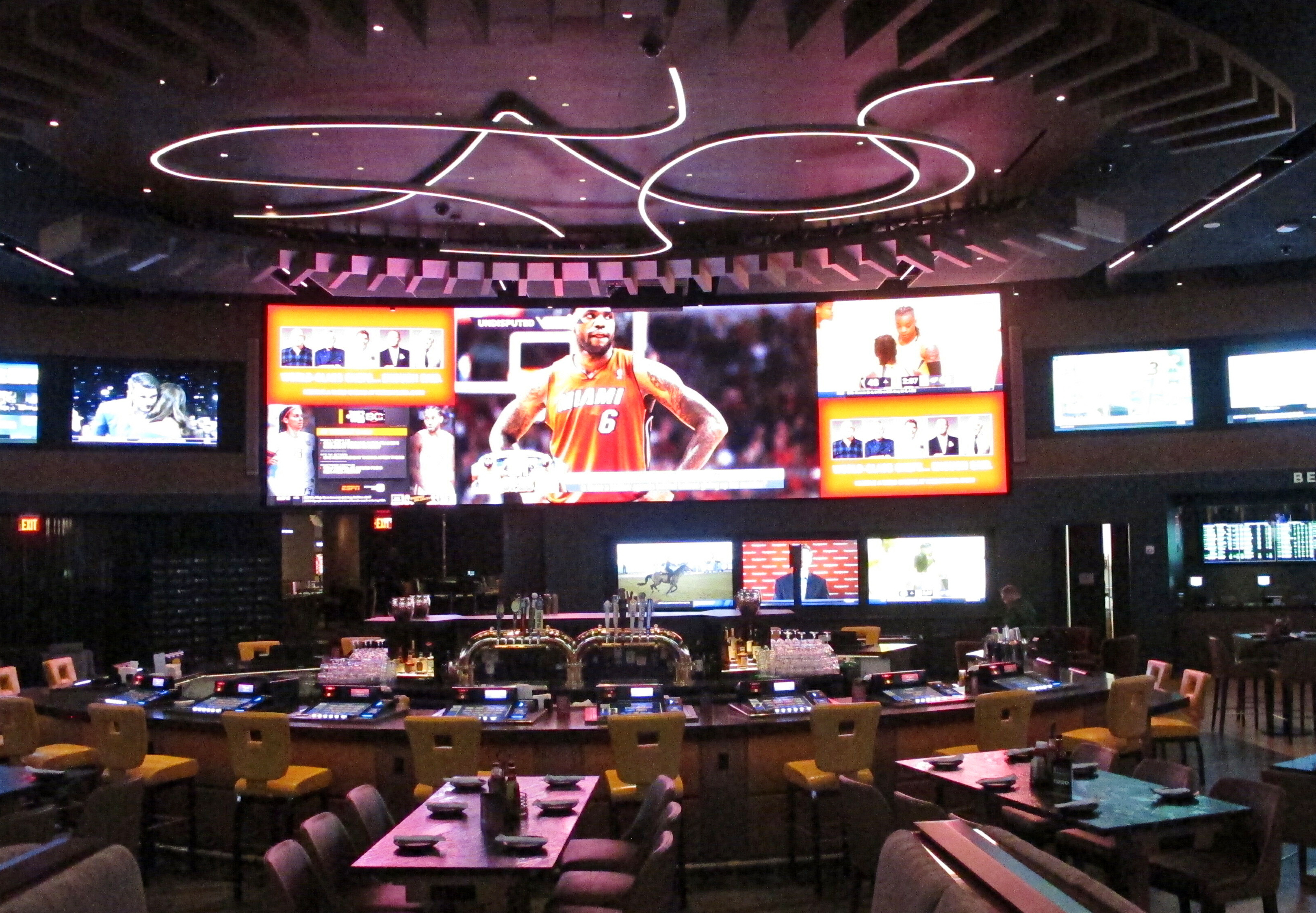 Sports Betting Is Getting Crushed By The Coronavirus The