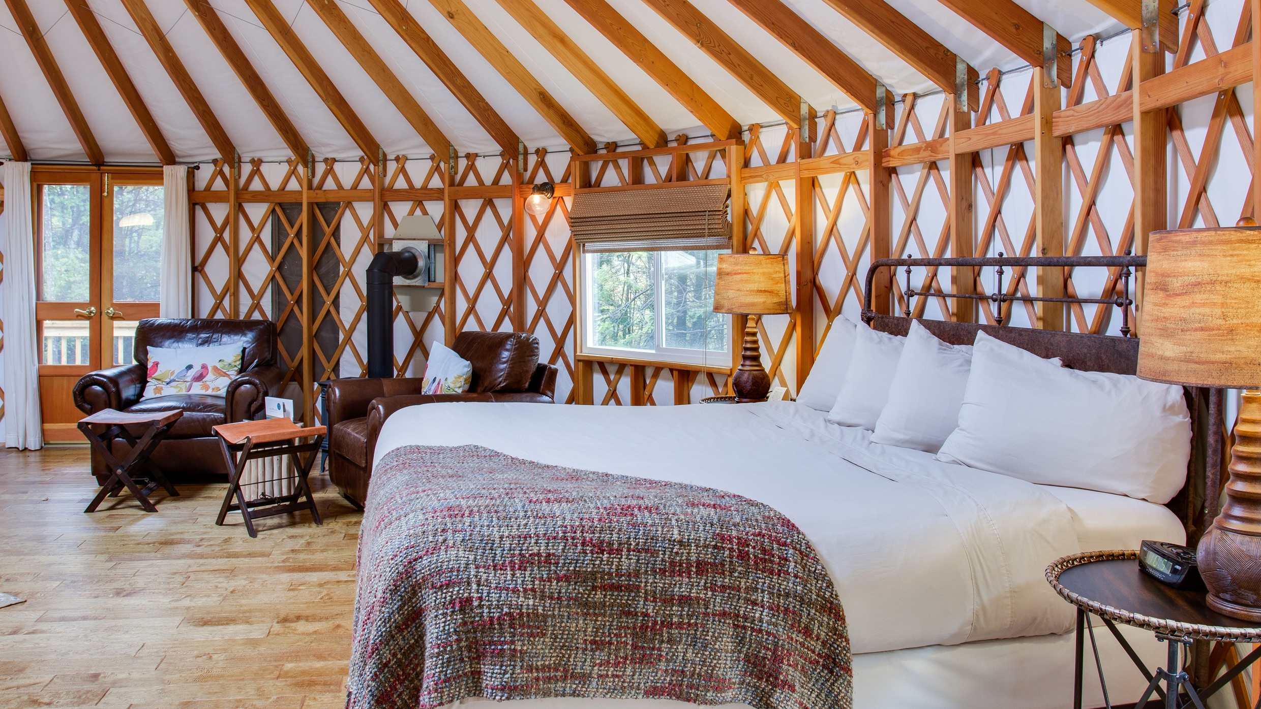 Where to go glamping like the star you are - The Washington Post