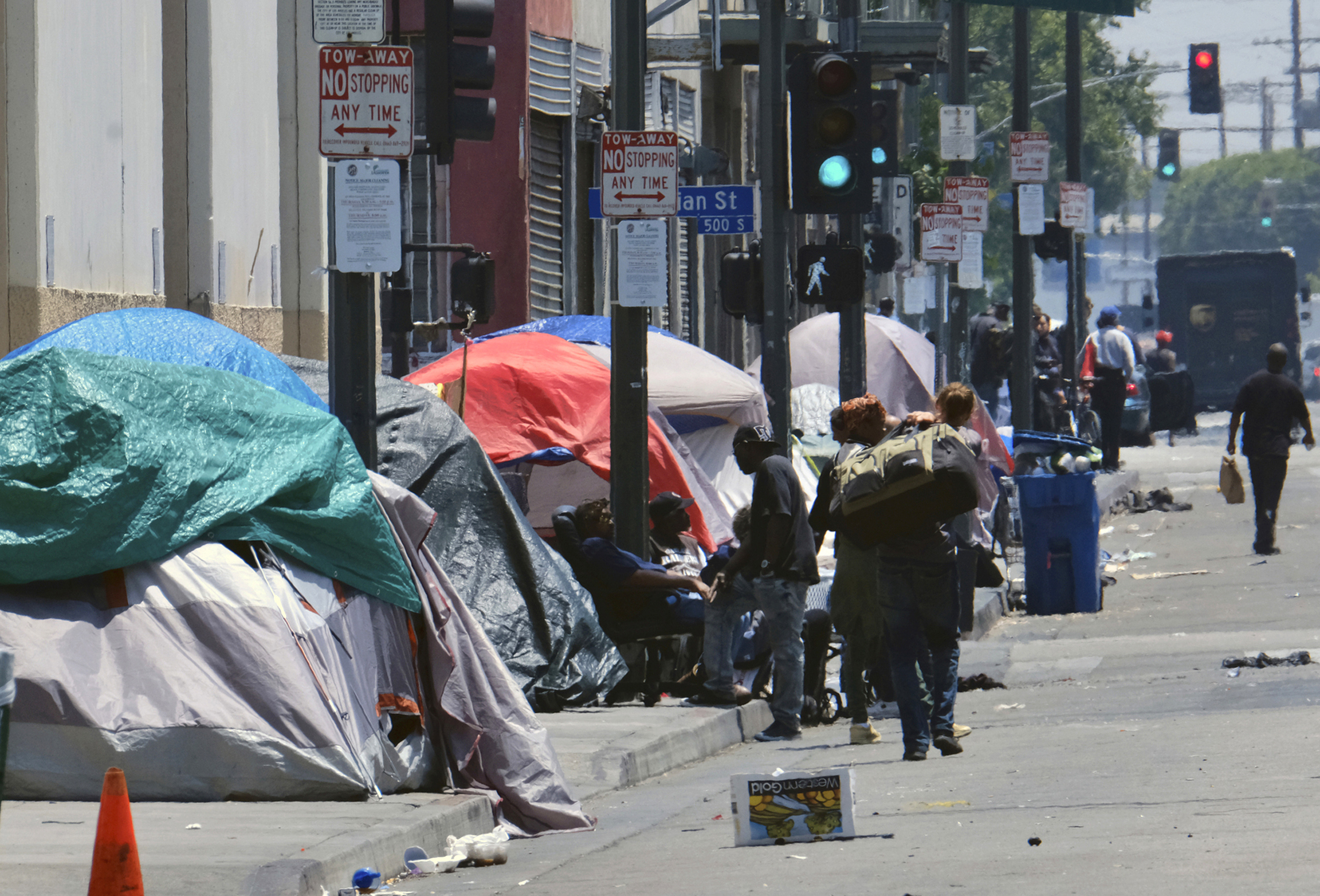 Opinion Why Trump Can T Fix California S Homelessness Problem The Washington Post