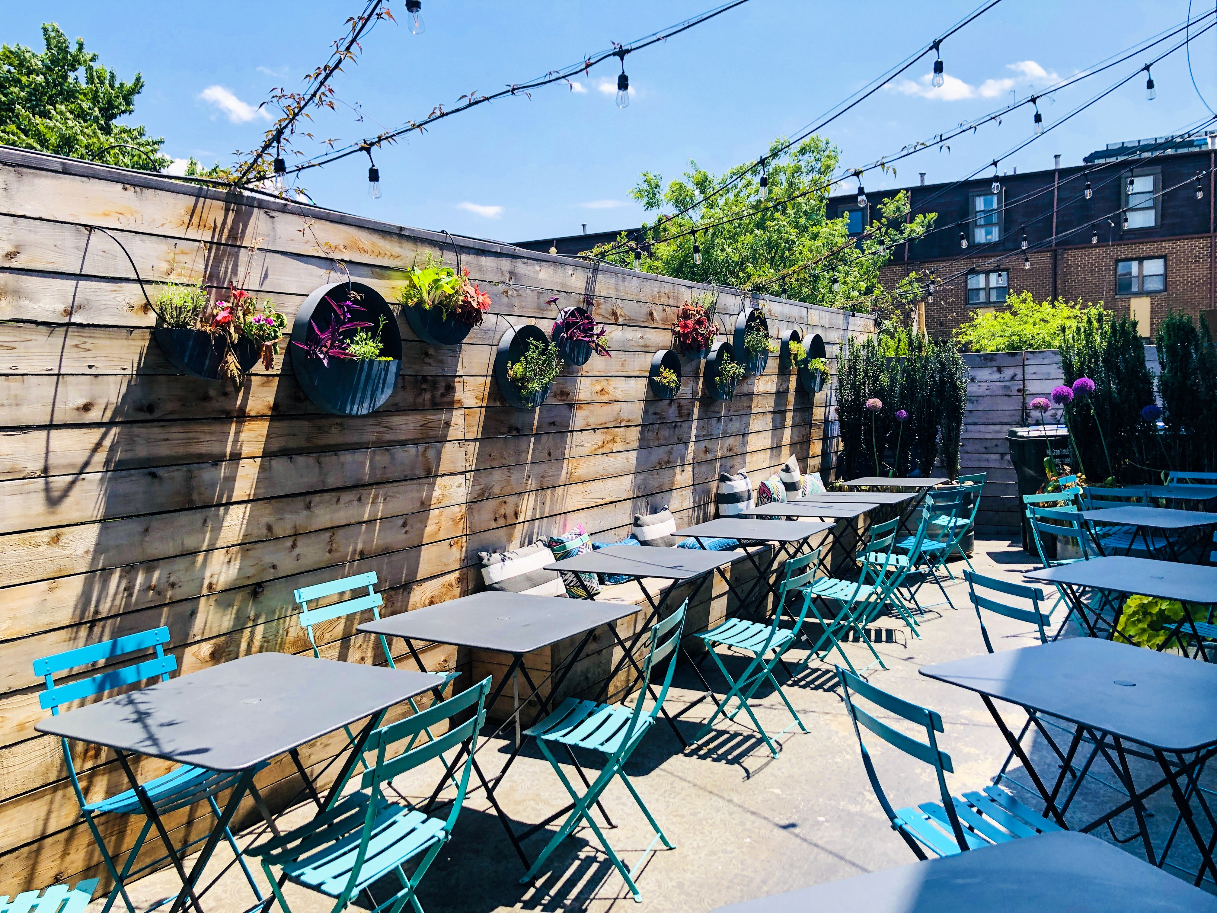 The Best New Rooftop Bars And Beer Gardens In D C The
