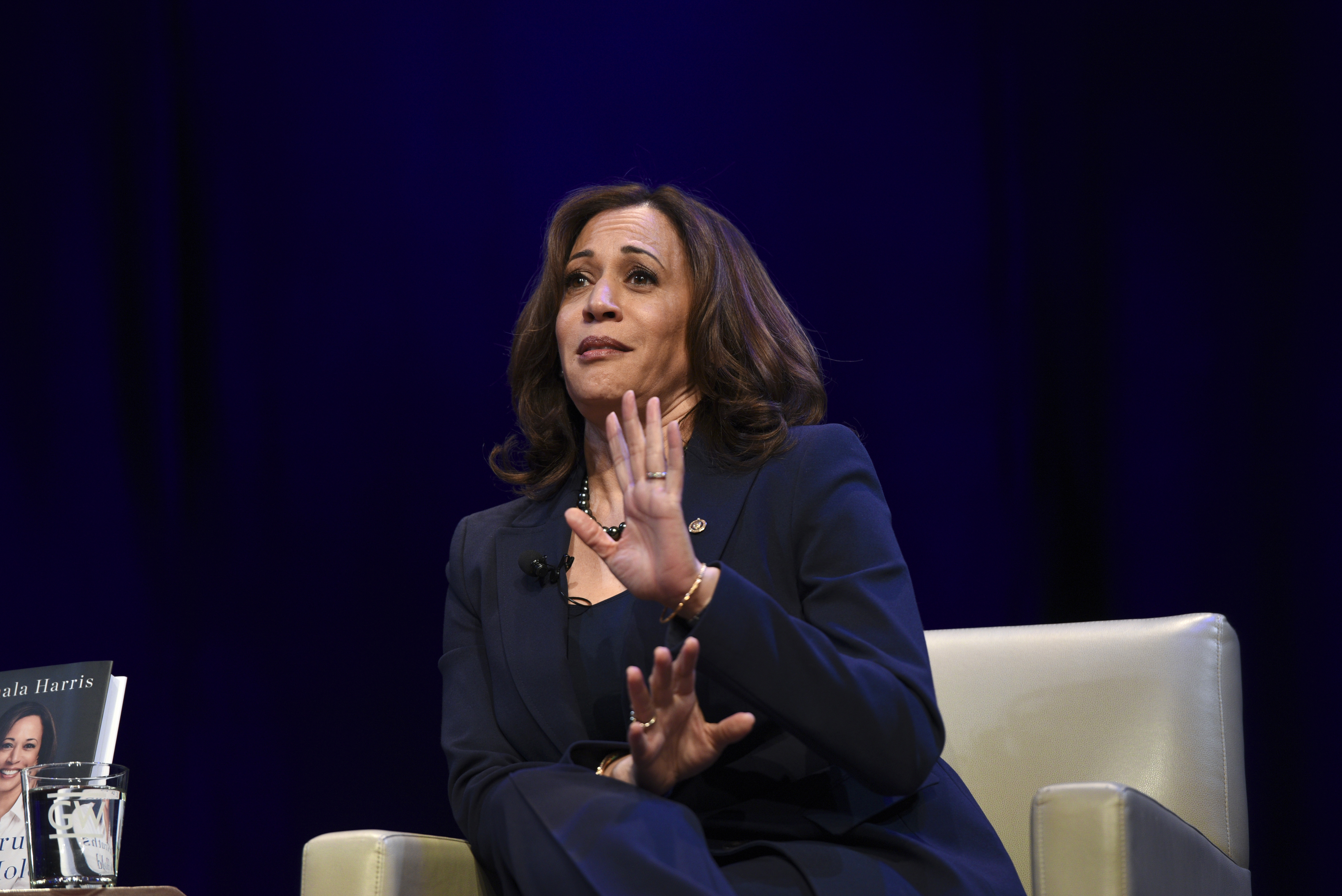 Sen Kamala Harris Defines Her Story As A Potential Presidential Campaign Nears The Washington Post