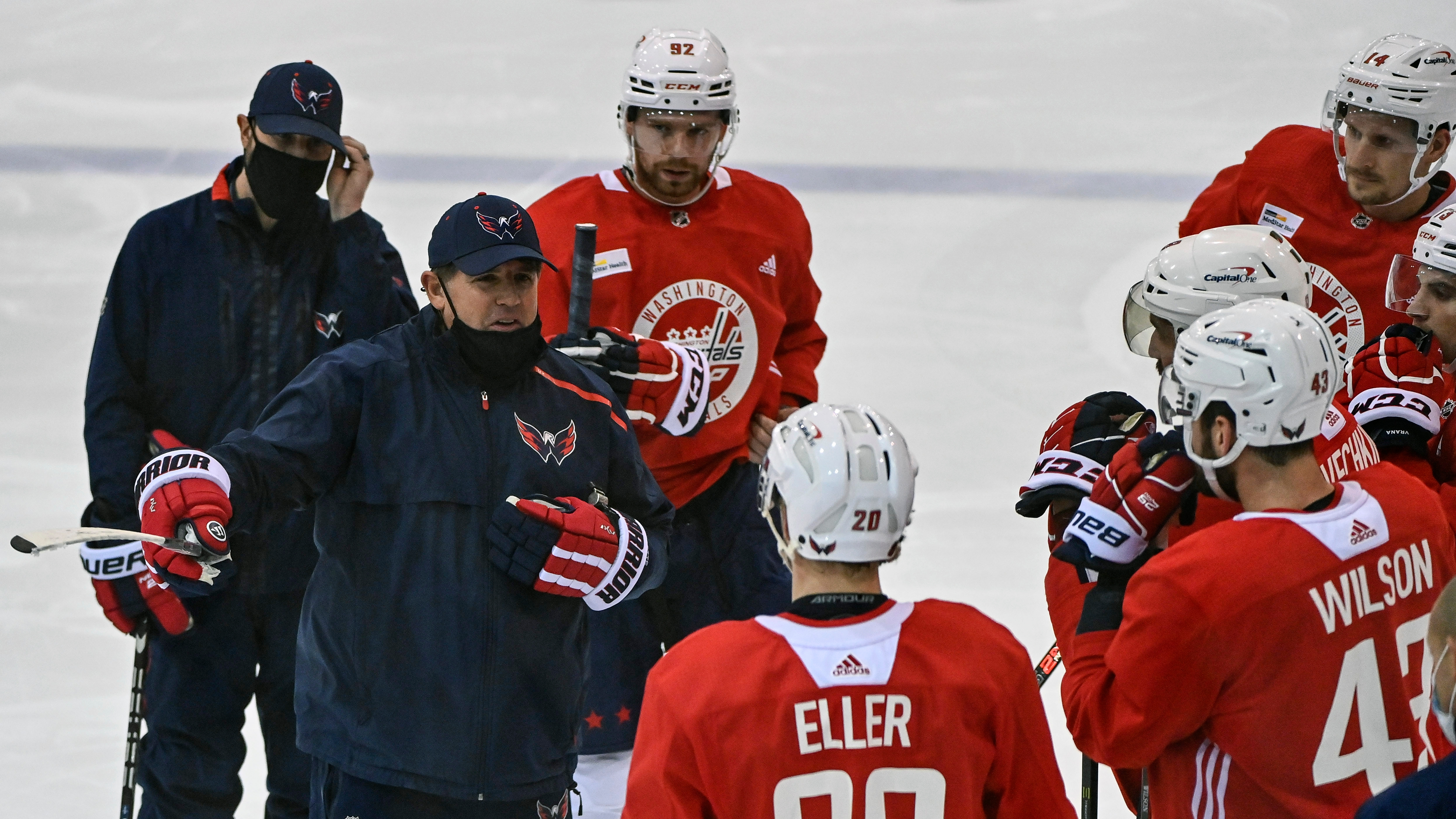 For Capitals' Peter Laviolette, this season is all new - The Washington Post